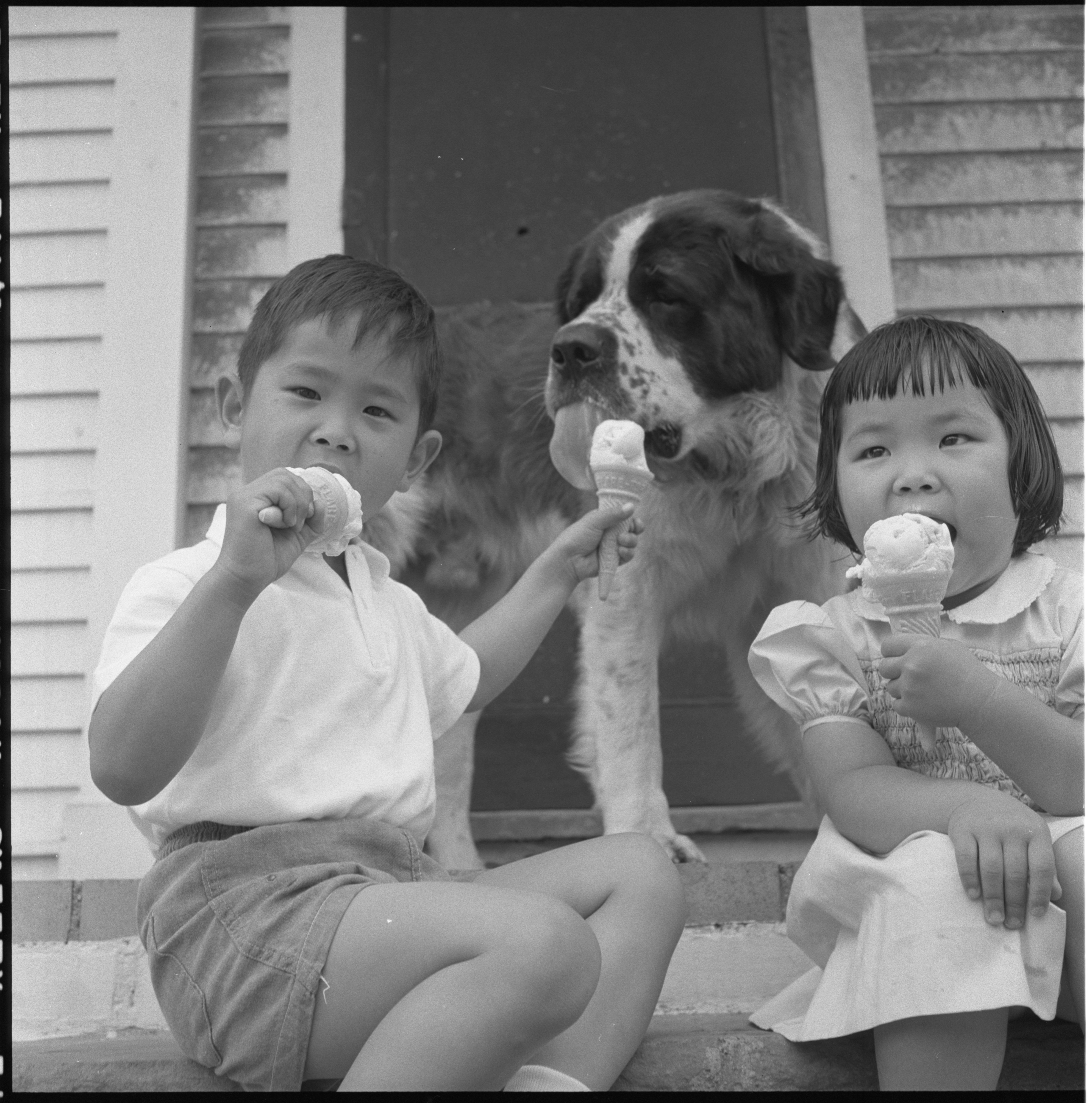 Ice Cream For Everyone, June 1957 image