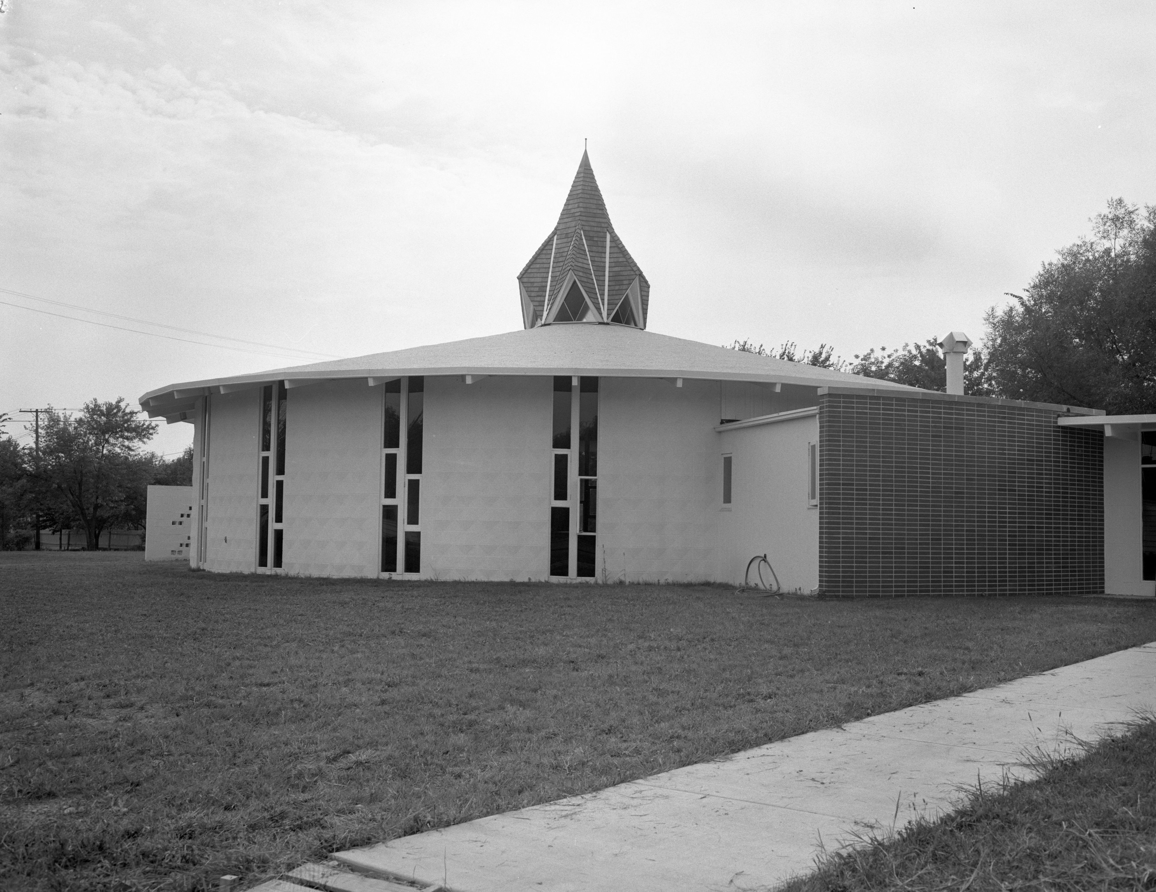 Calvary Presbyterian Church, September 1960 image