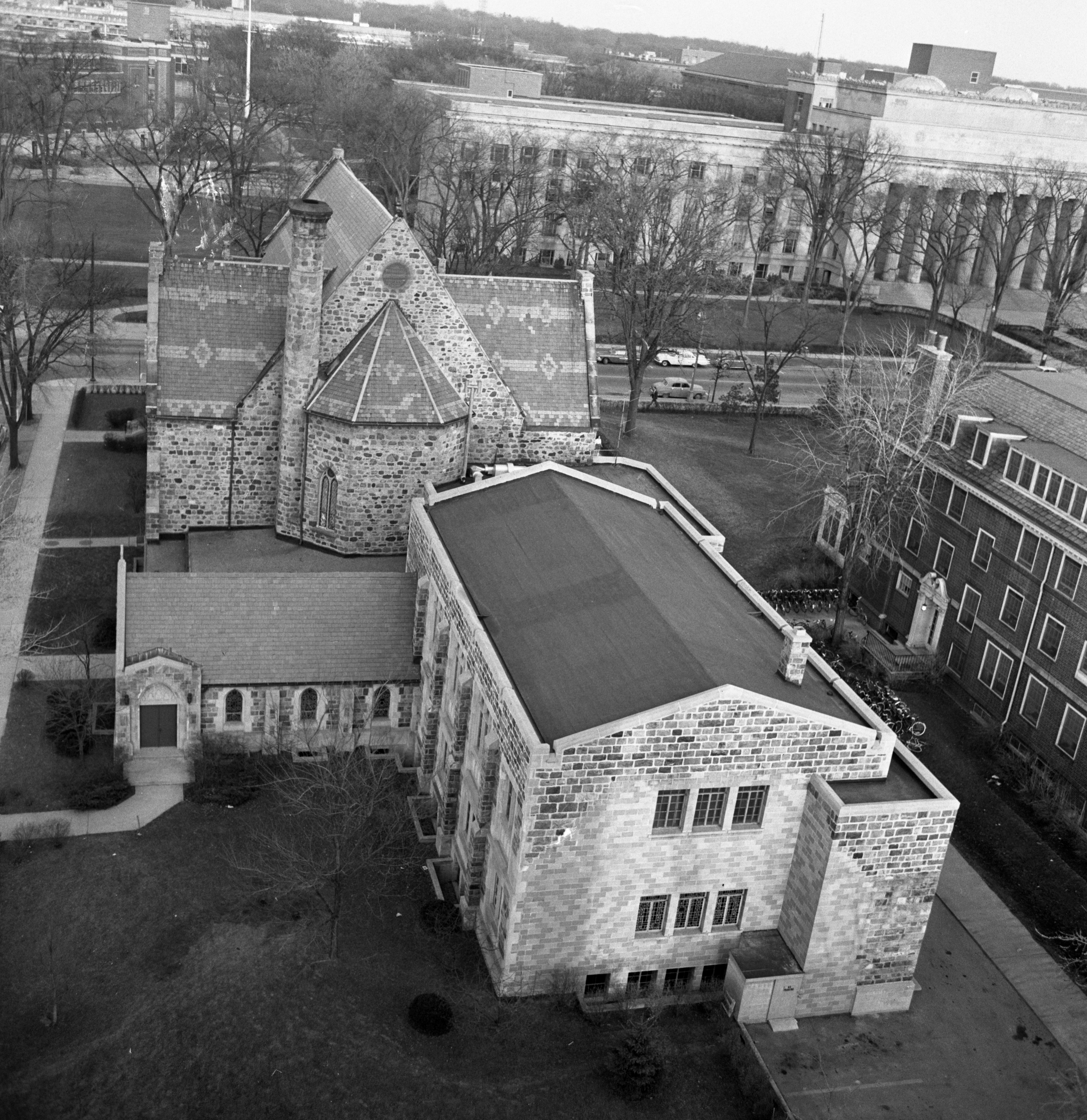 First Congregational Church, March 1962 image