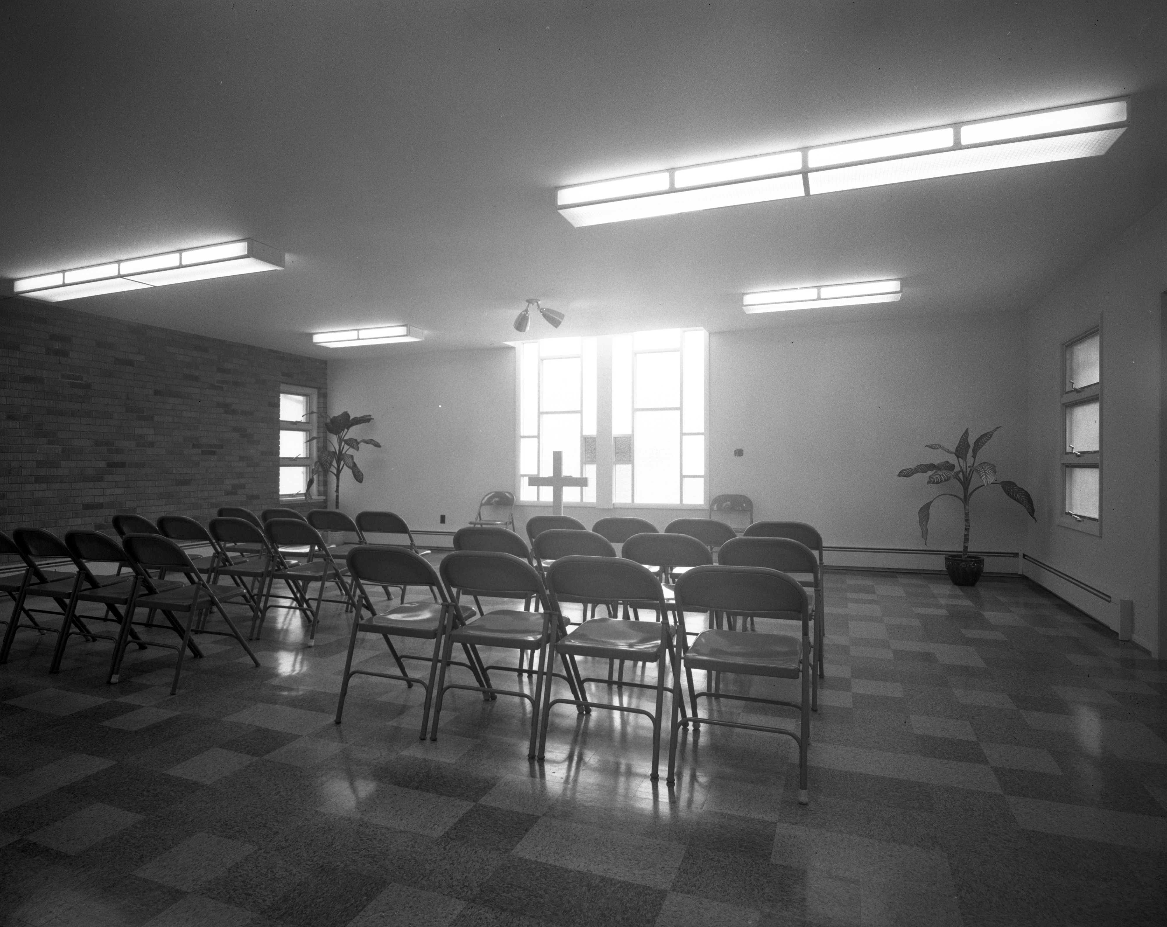 Addition to the Church of the Nazarene, April 1962 image