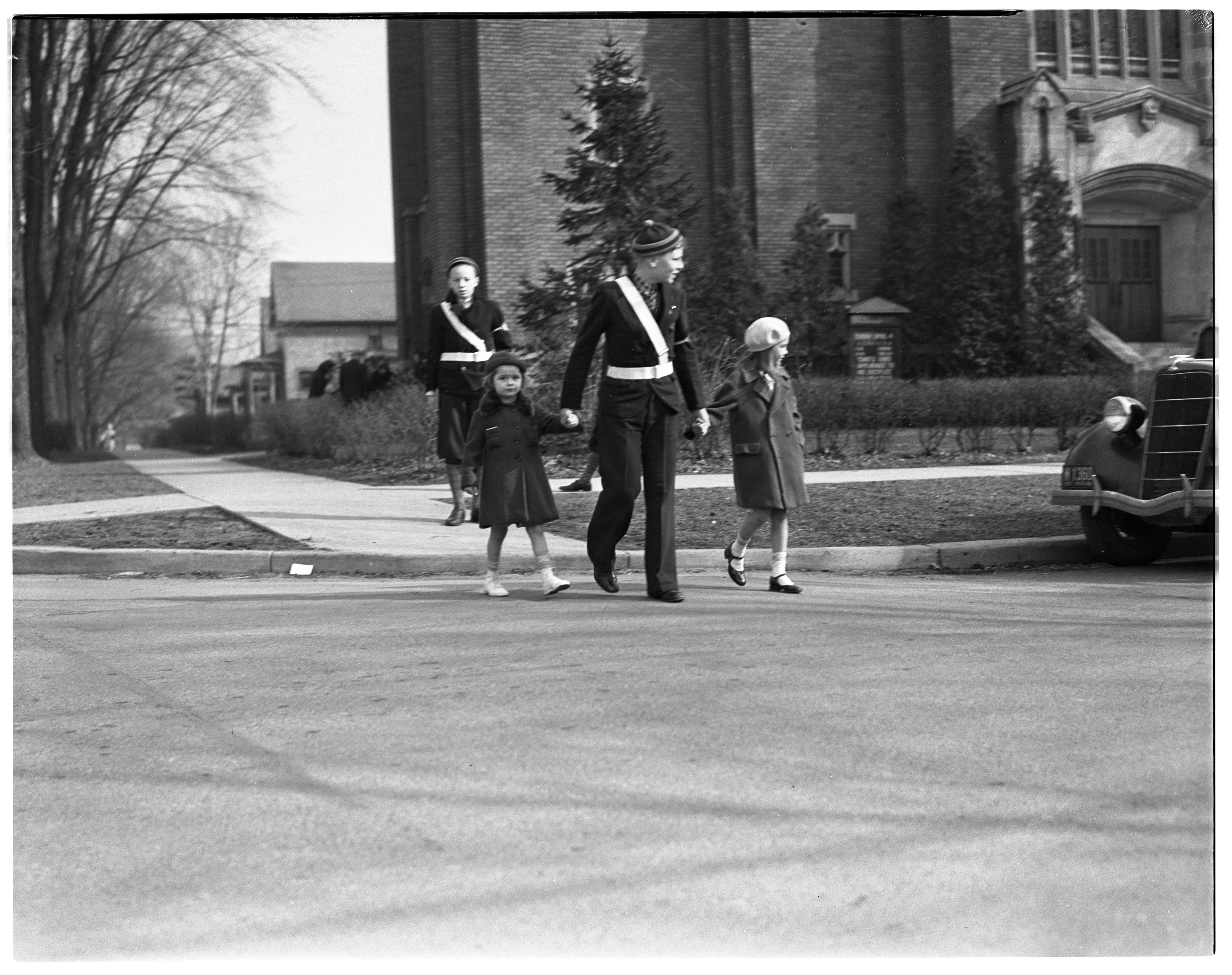 St. Paul's Traffic Patrol image