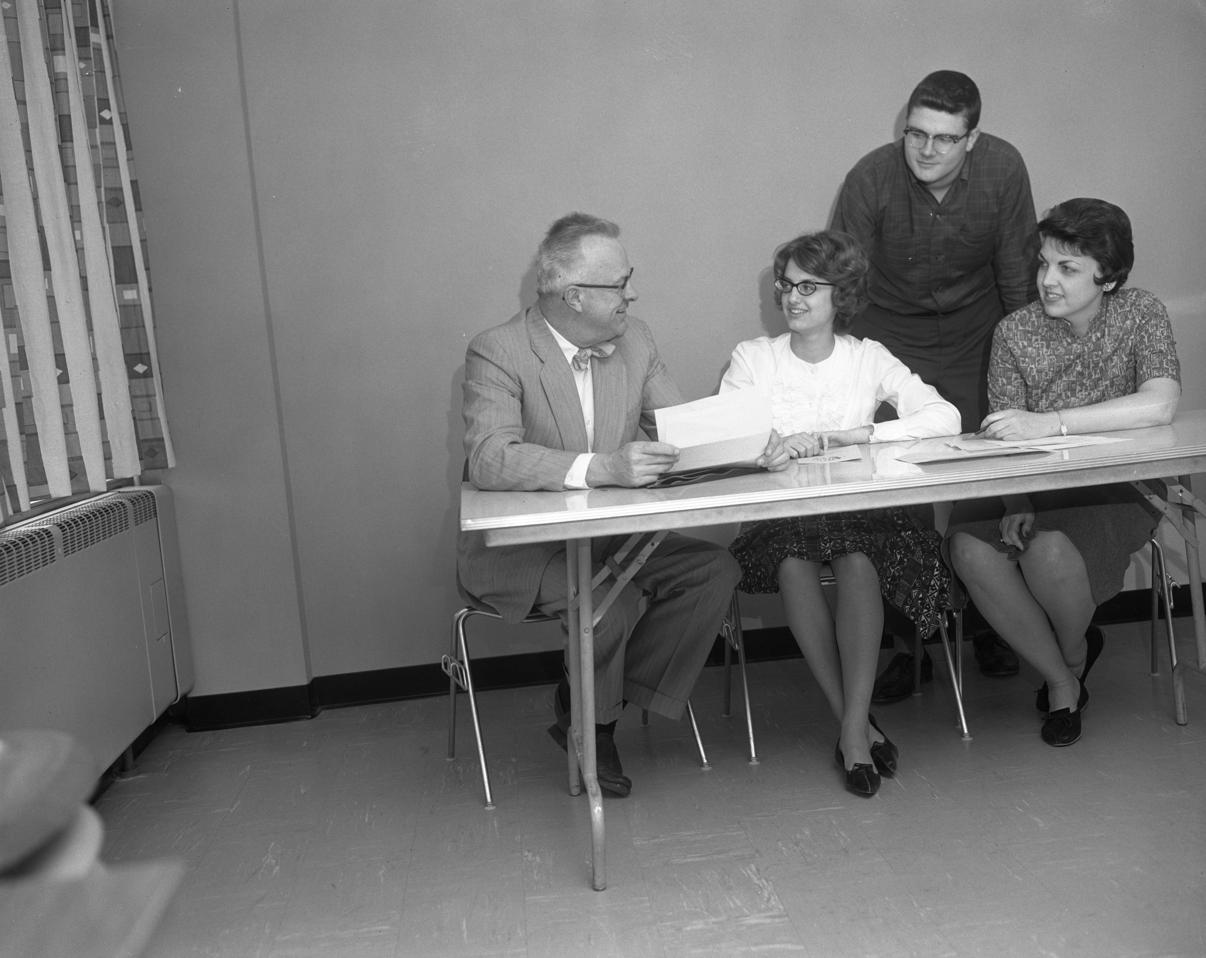 Christian Citizens Training Conference, April 1963 image