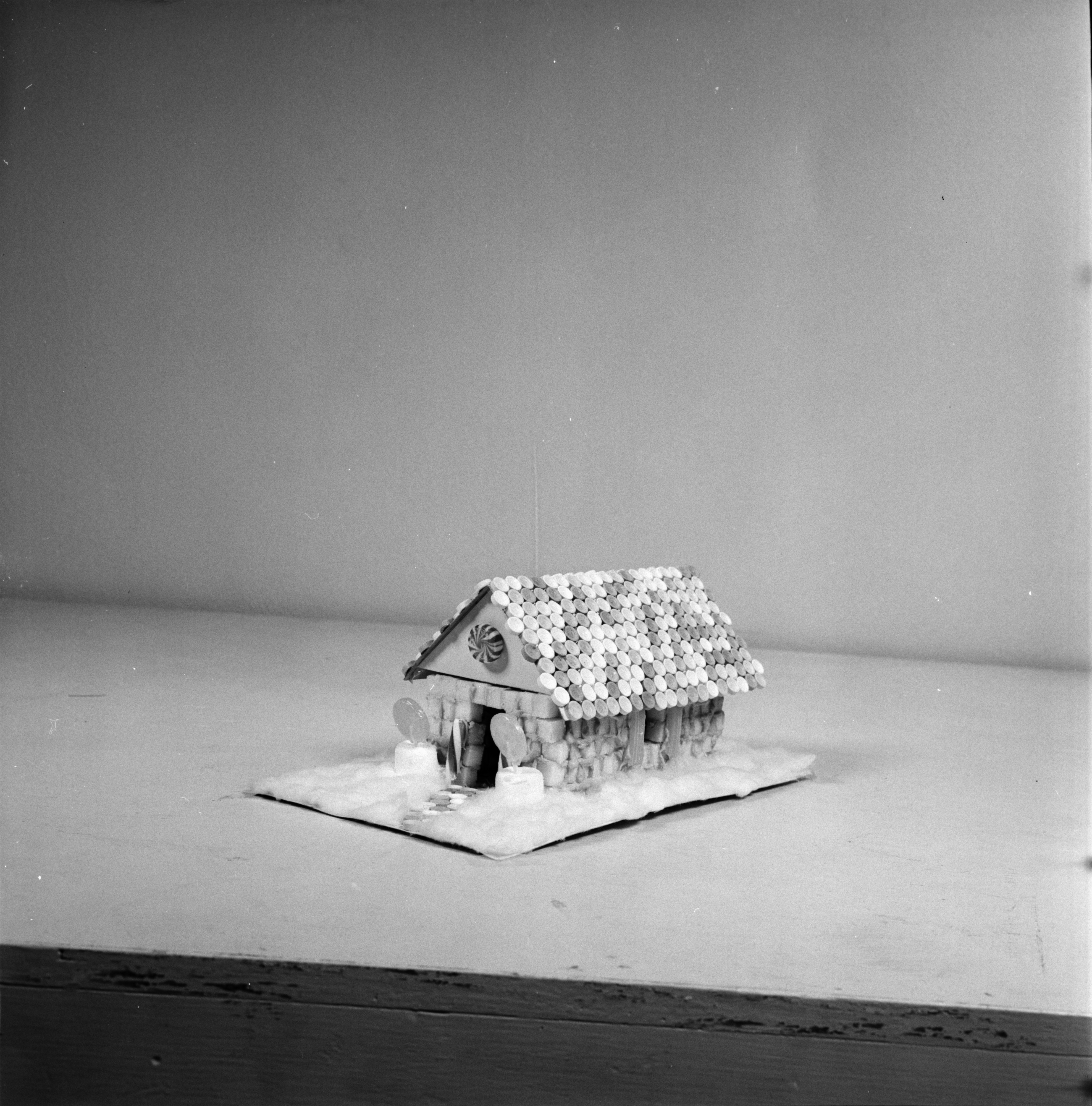 Candy House for Westminster Presbyterian Church Bazaar, November 1967 image