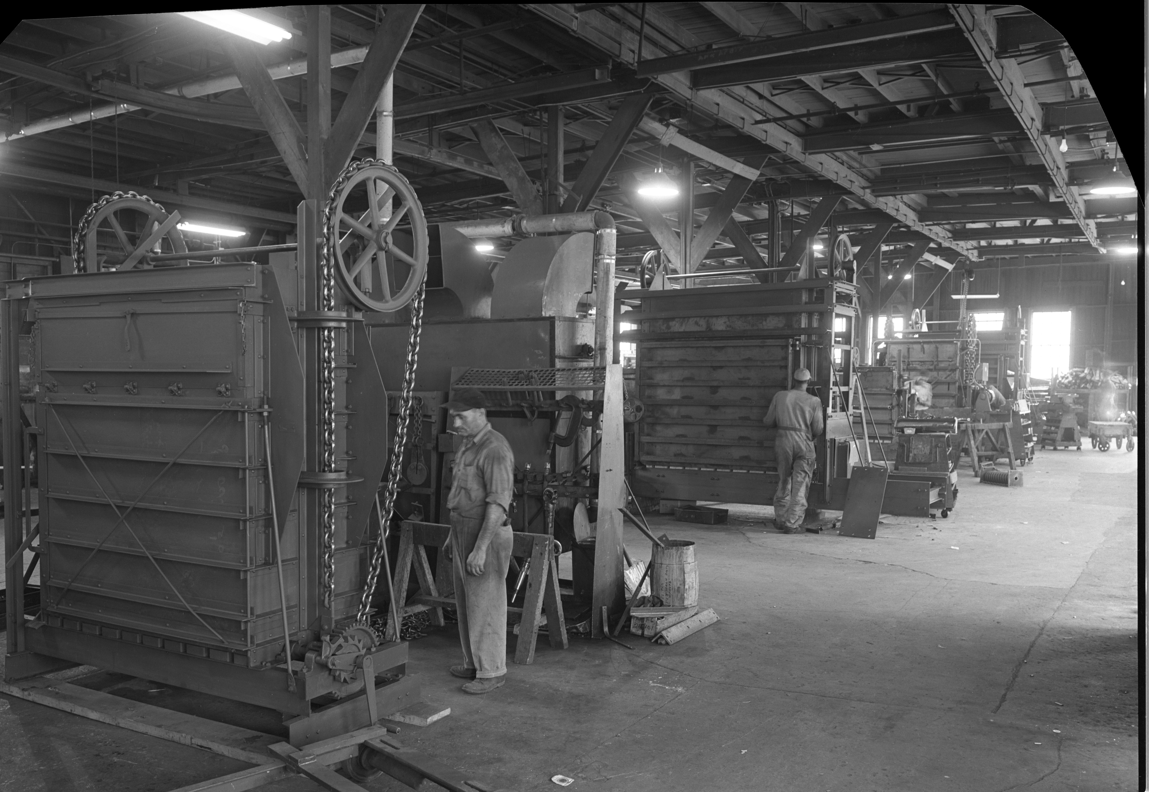 Economy Baler Co. - Small Assembly Plant, June 1953 image