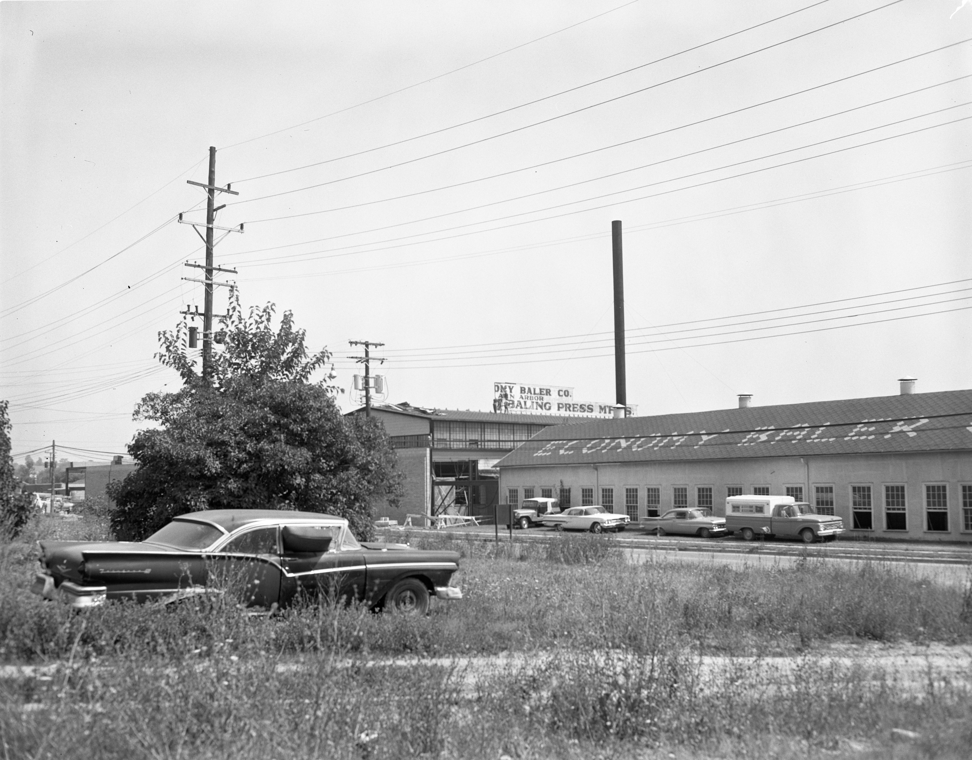 Economy Baler Co. - Exterior, August 1965 image