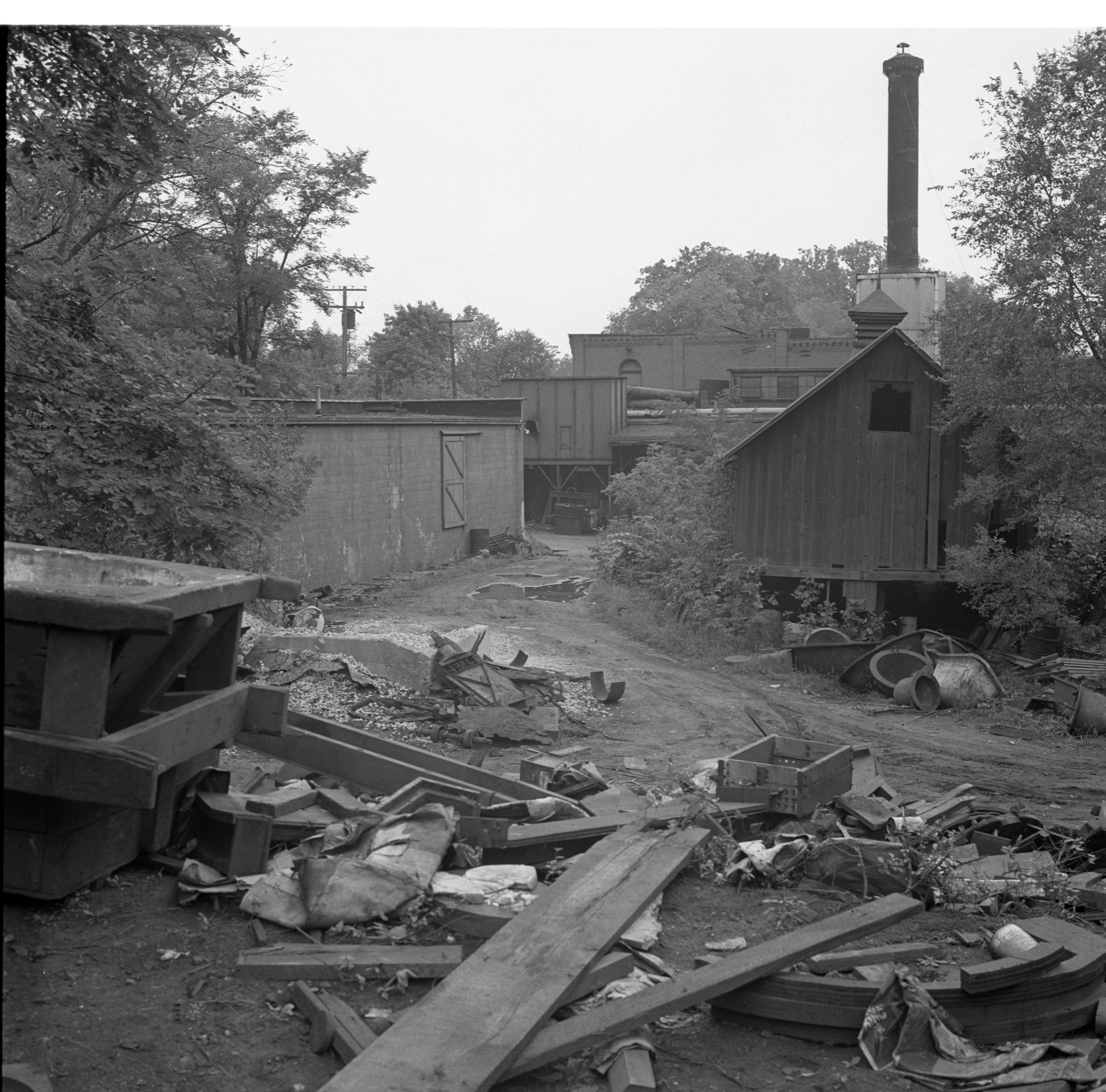 The Ann Arbor Foundry, October 15, 1972 image