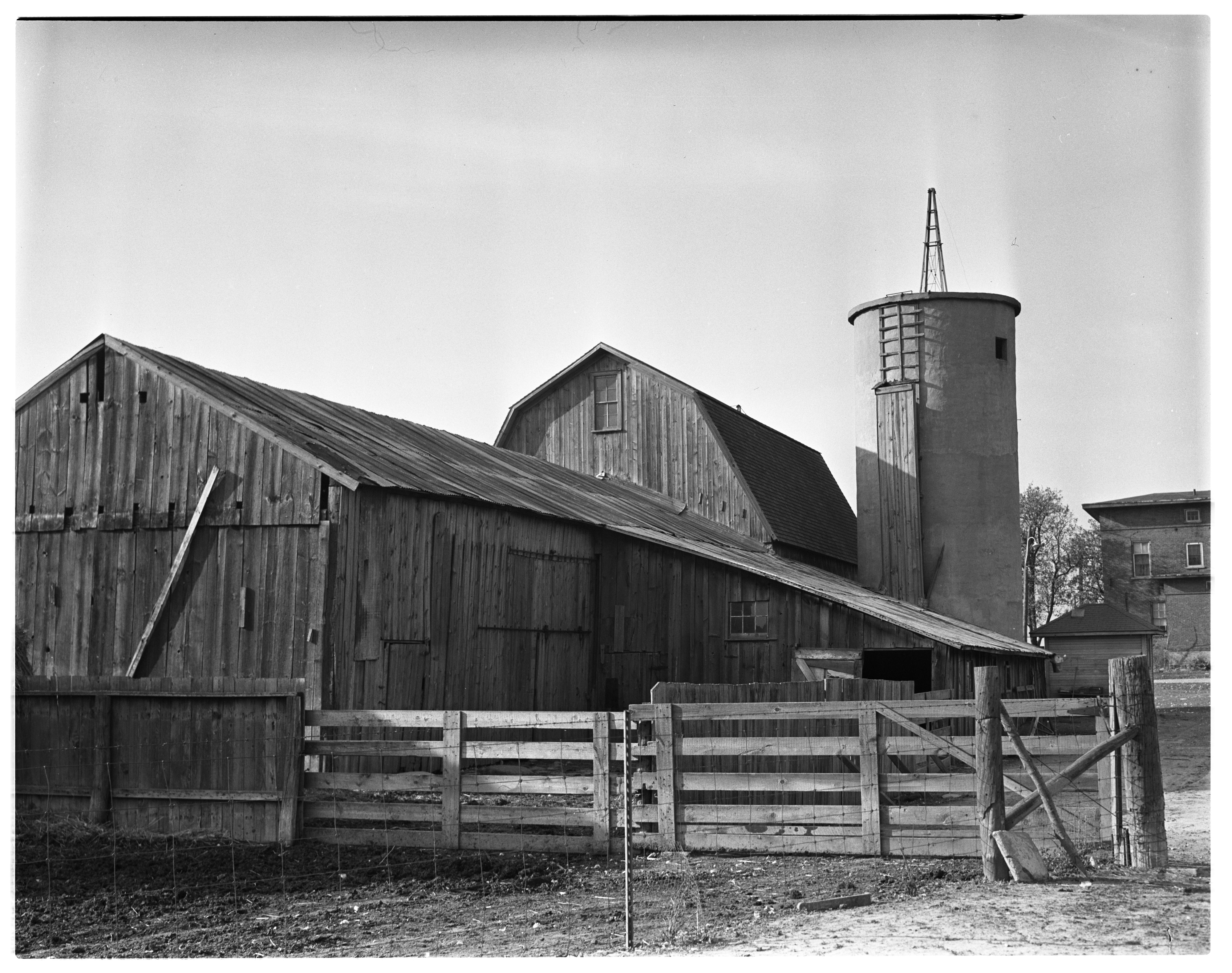 Martin and Edith Fuoss Farm in Saline, MI image