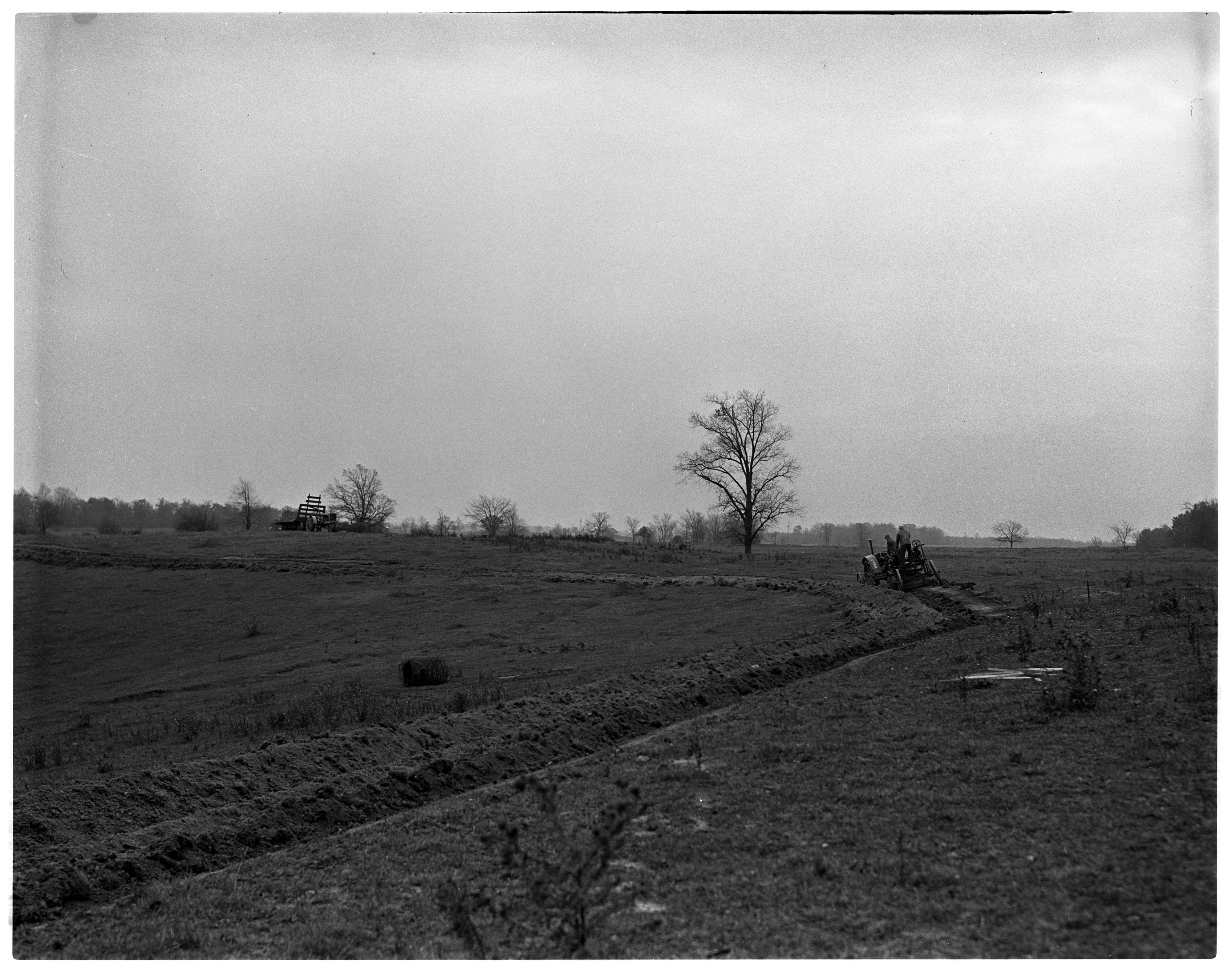 Terracing at Vreeland Farm on Cherry Hill Rd image