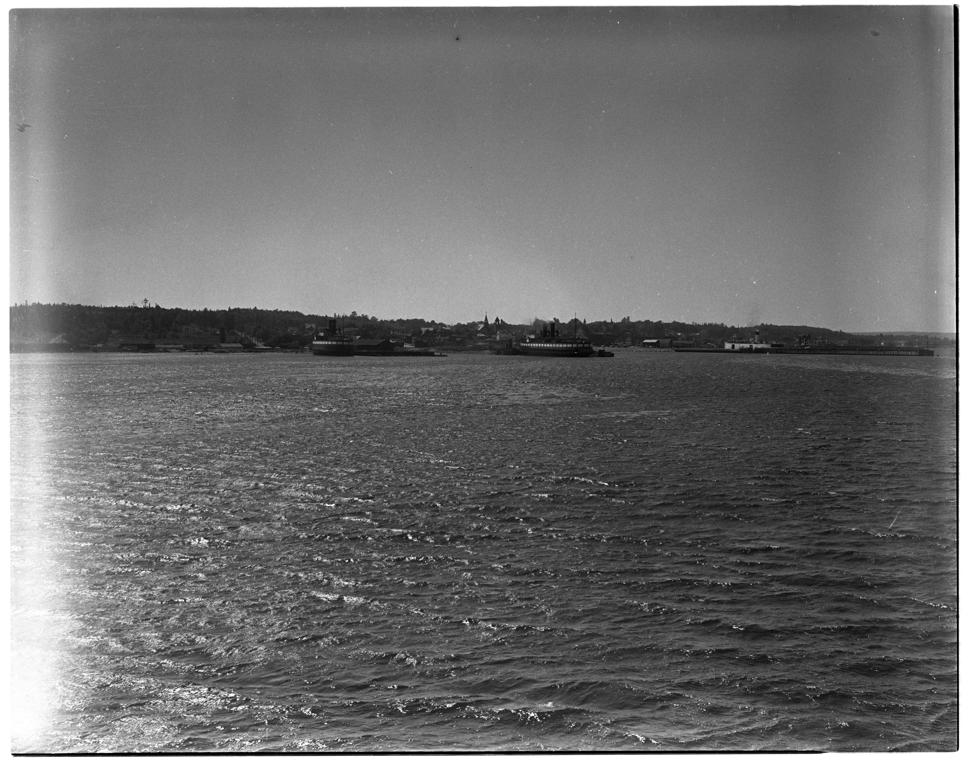 St Ignace, Scene from Ferry image