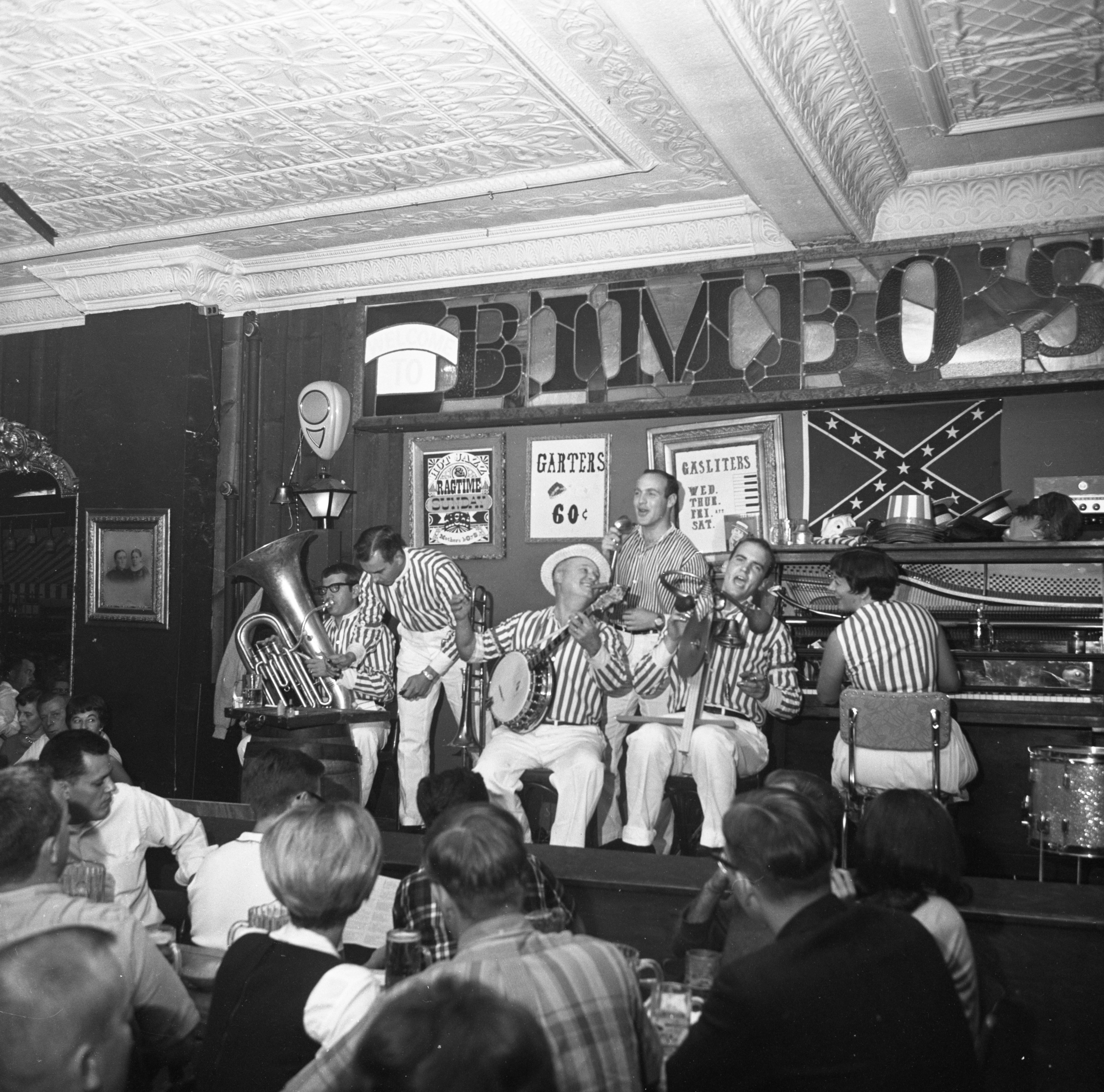 Rich Bloch & The Gasliters Perform At Bimbo's, September 1966 image