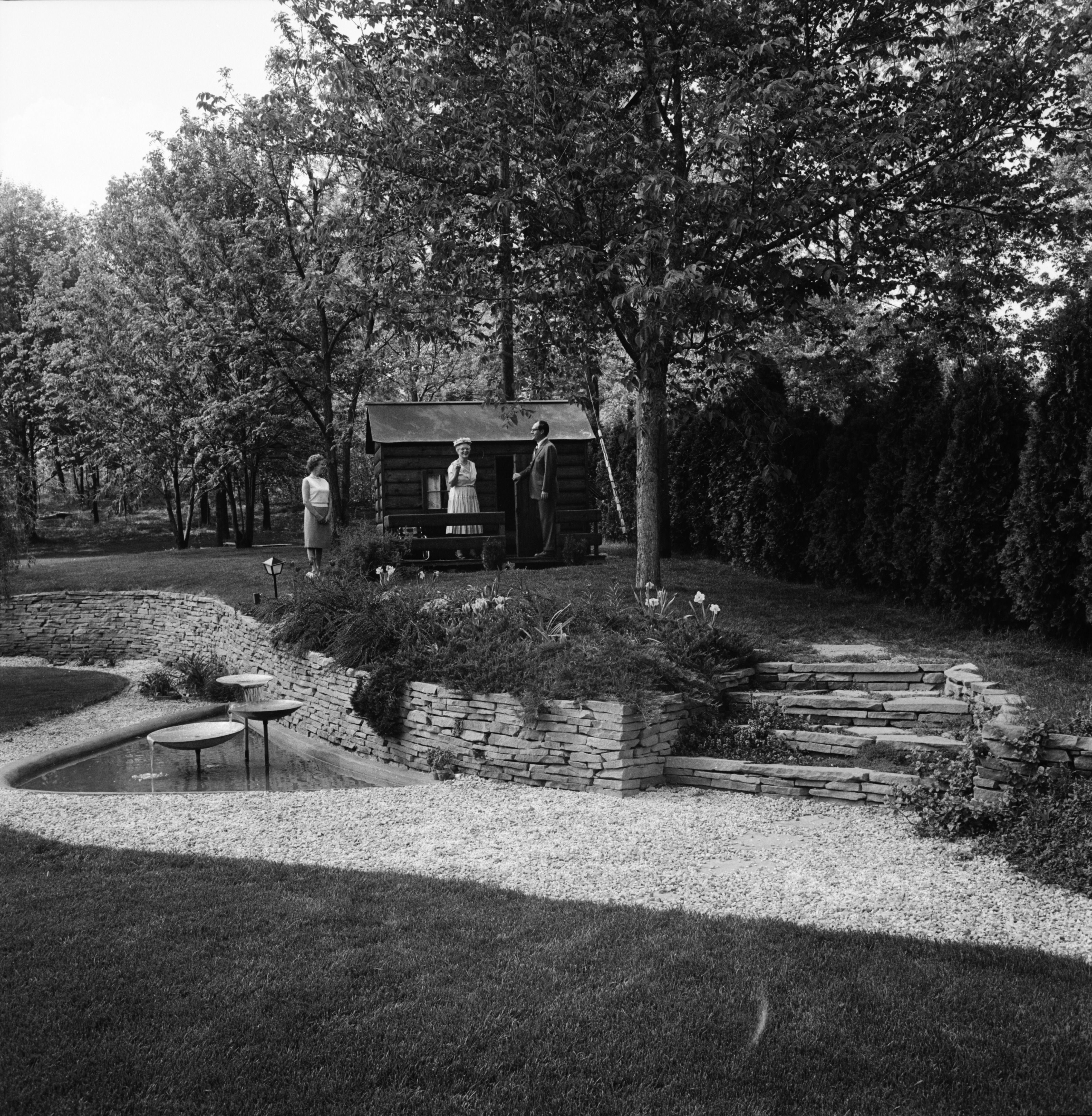 Dr. William Gracie's Garden to be Part of the Ann Arbor Garden Club Tour  image