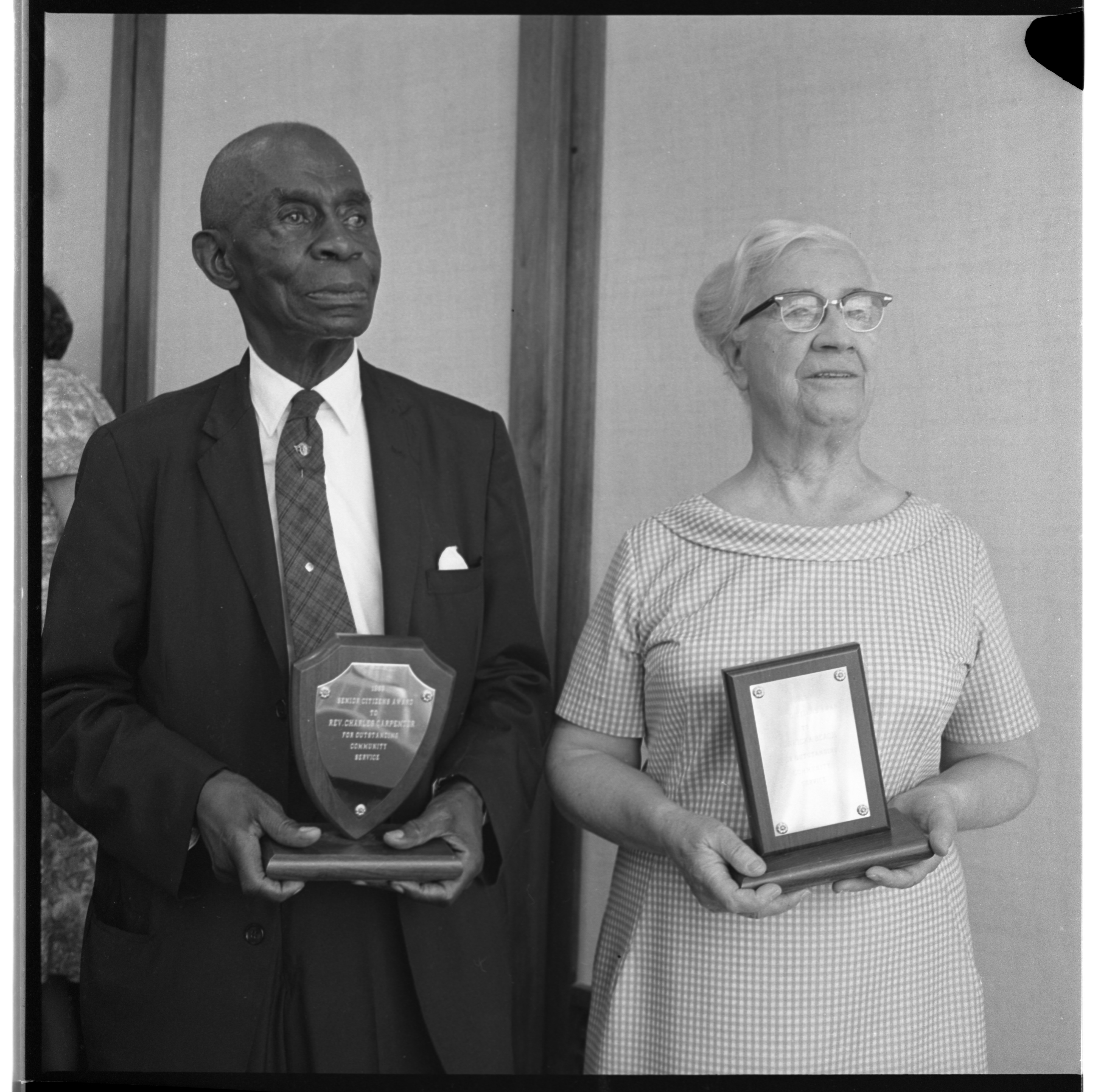 Ann Arbor's Senior Citizens of the Year, May 1969 image