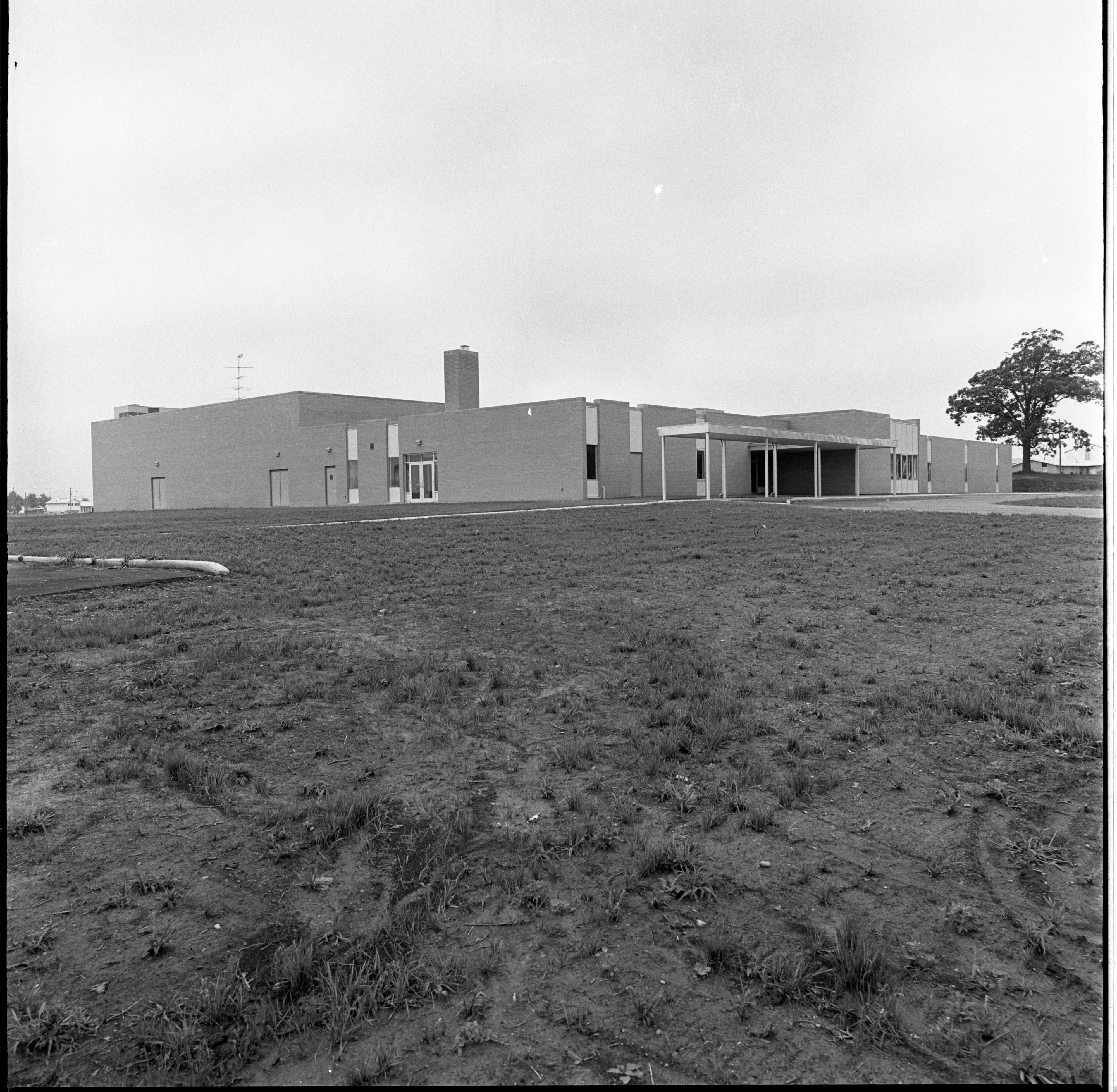 Cheney Elementary School - Willow Run School District, August 1970 image