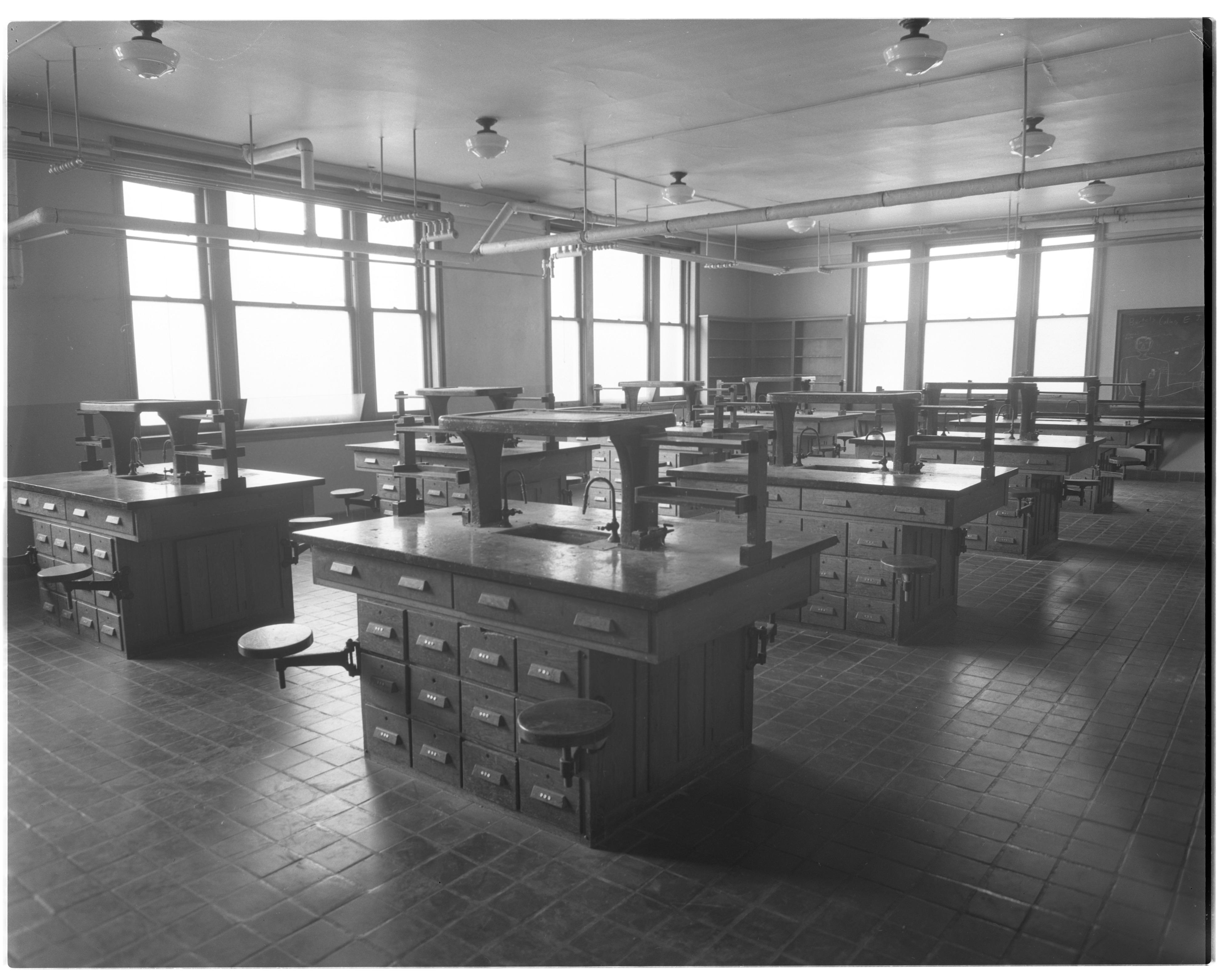 Chemistry Lab In