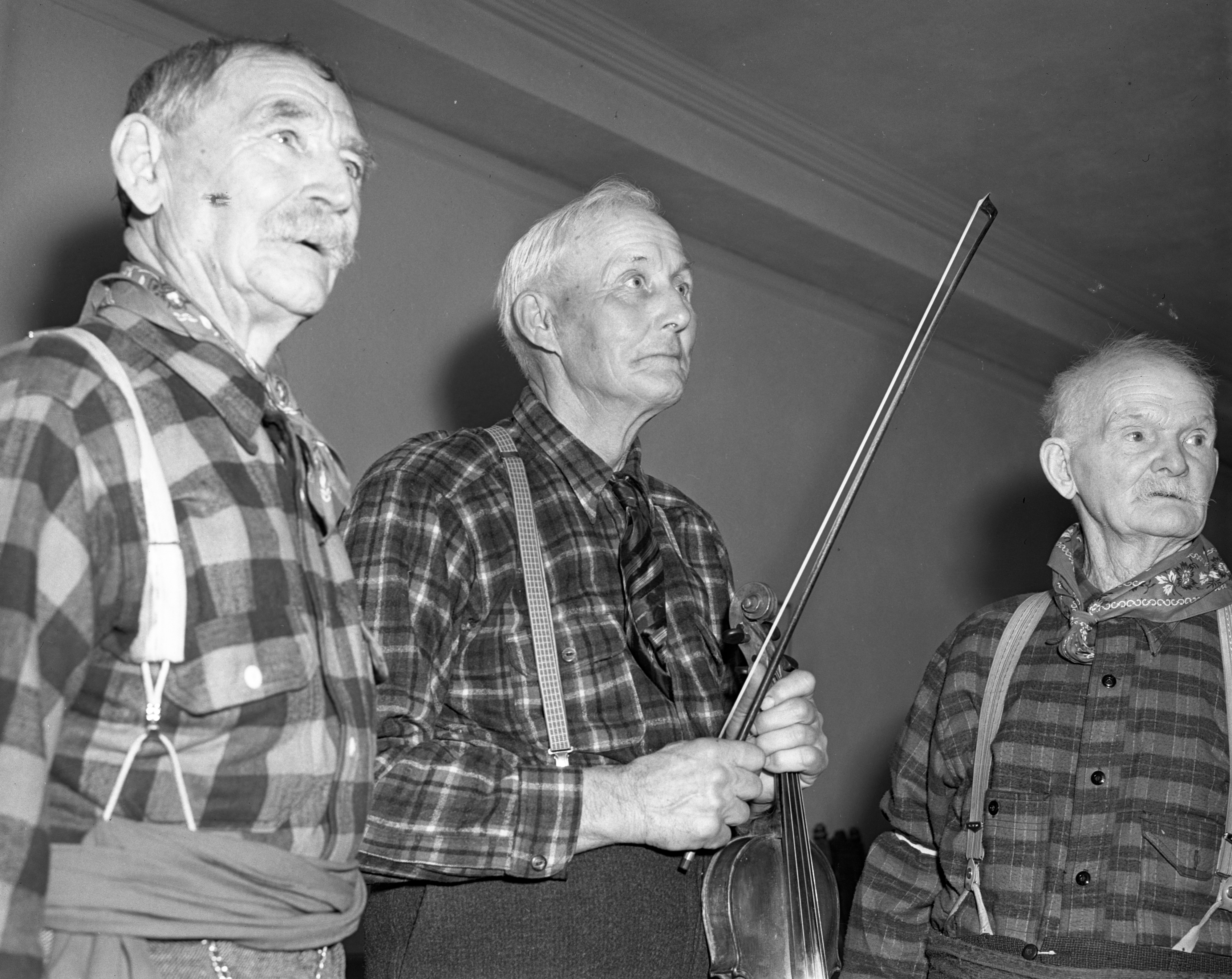 "AAA Science ""Lumberjacks,"" 1941 image"