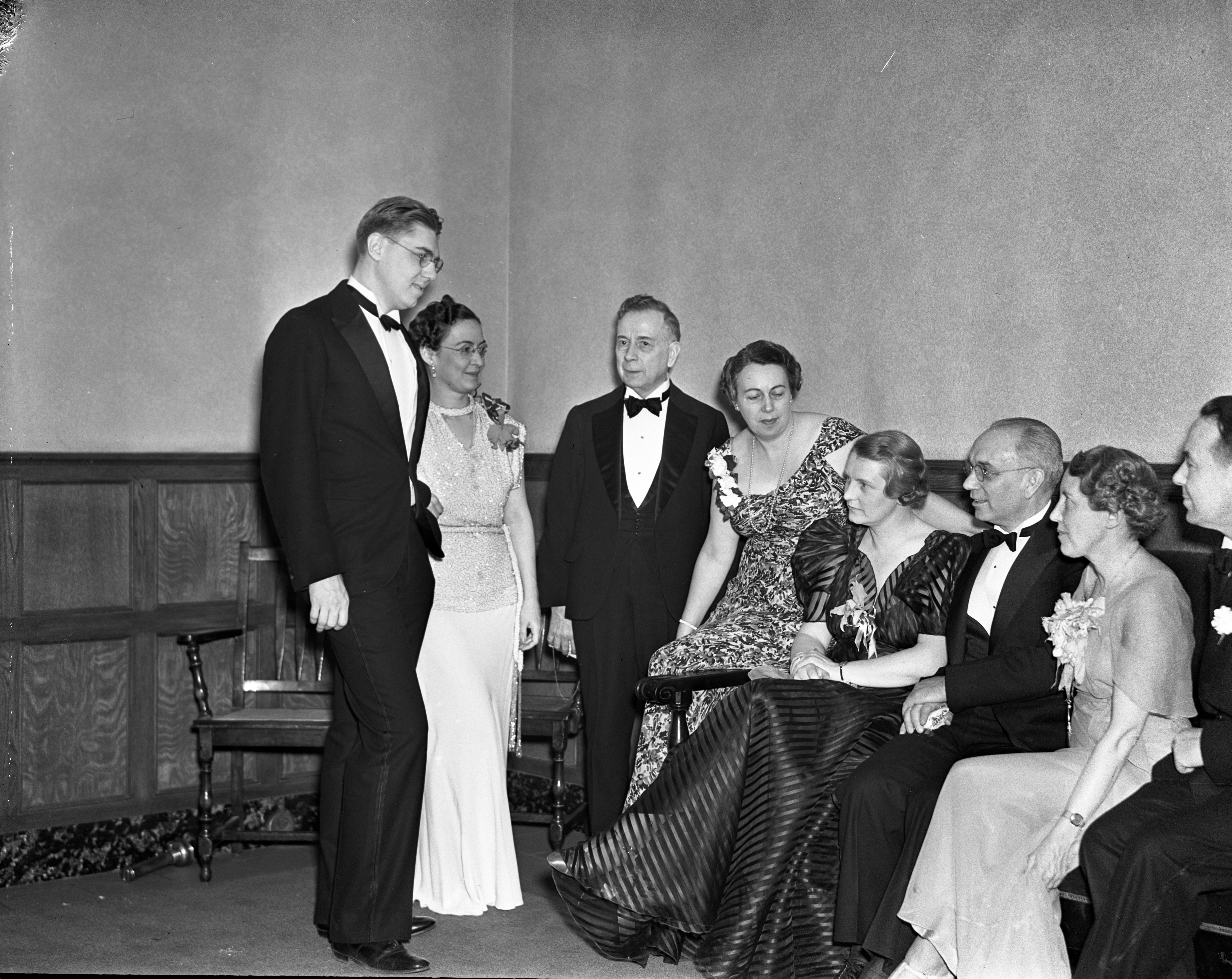 Easter Ball, March 31, 1937 image