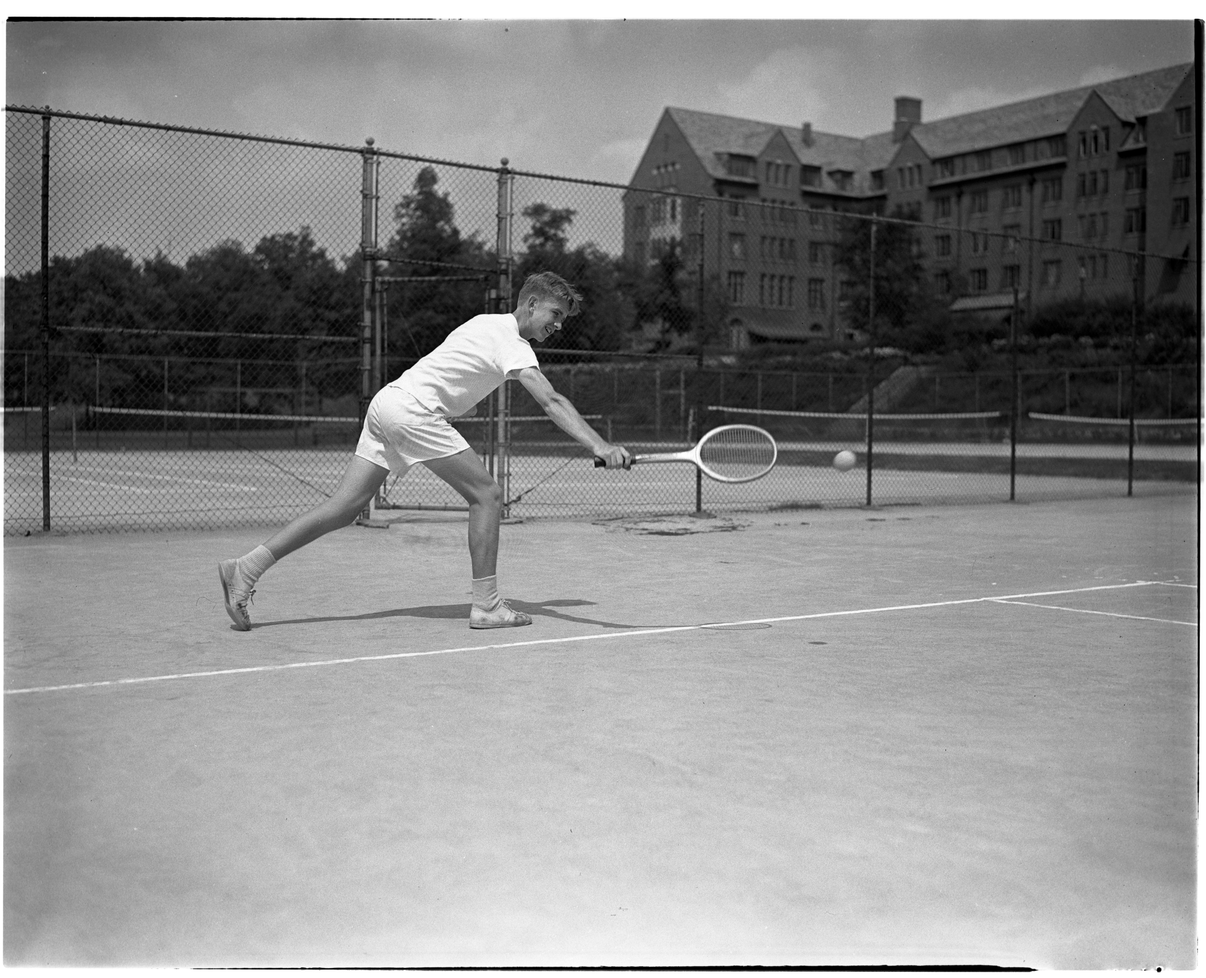 Tom Stout Tennis image
