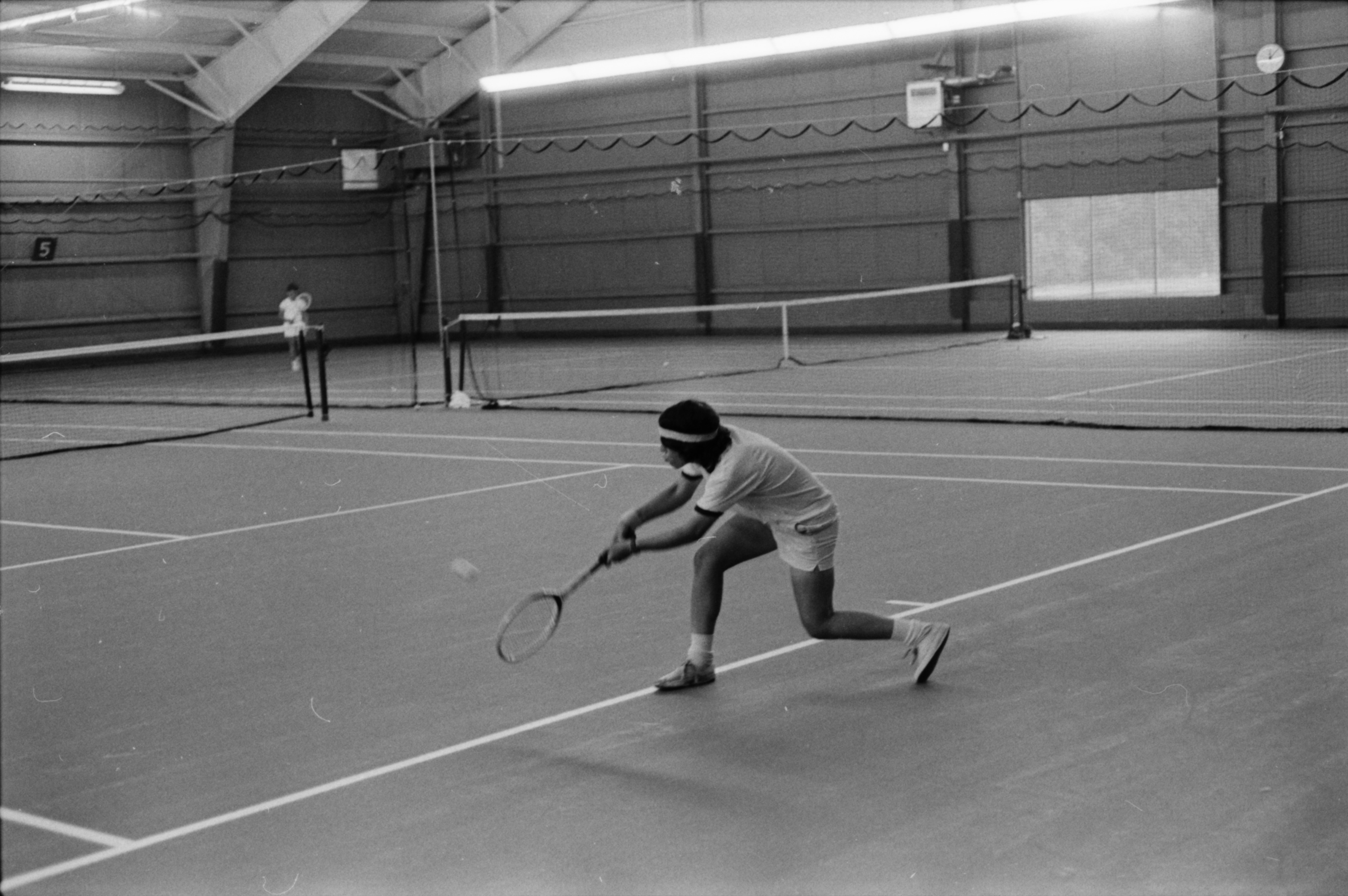 Gene Sperling, Ann Arbor Junior Open, August 1972 image