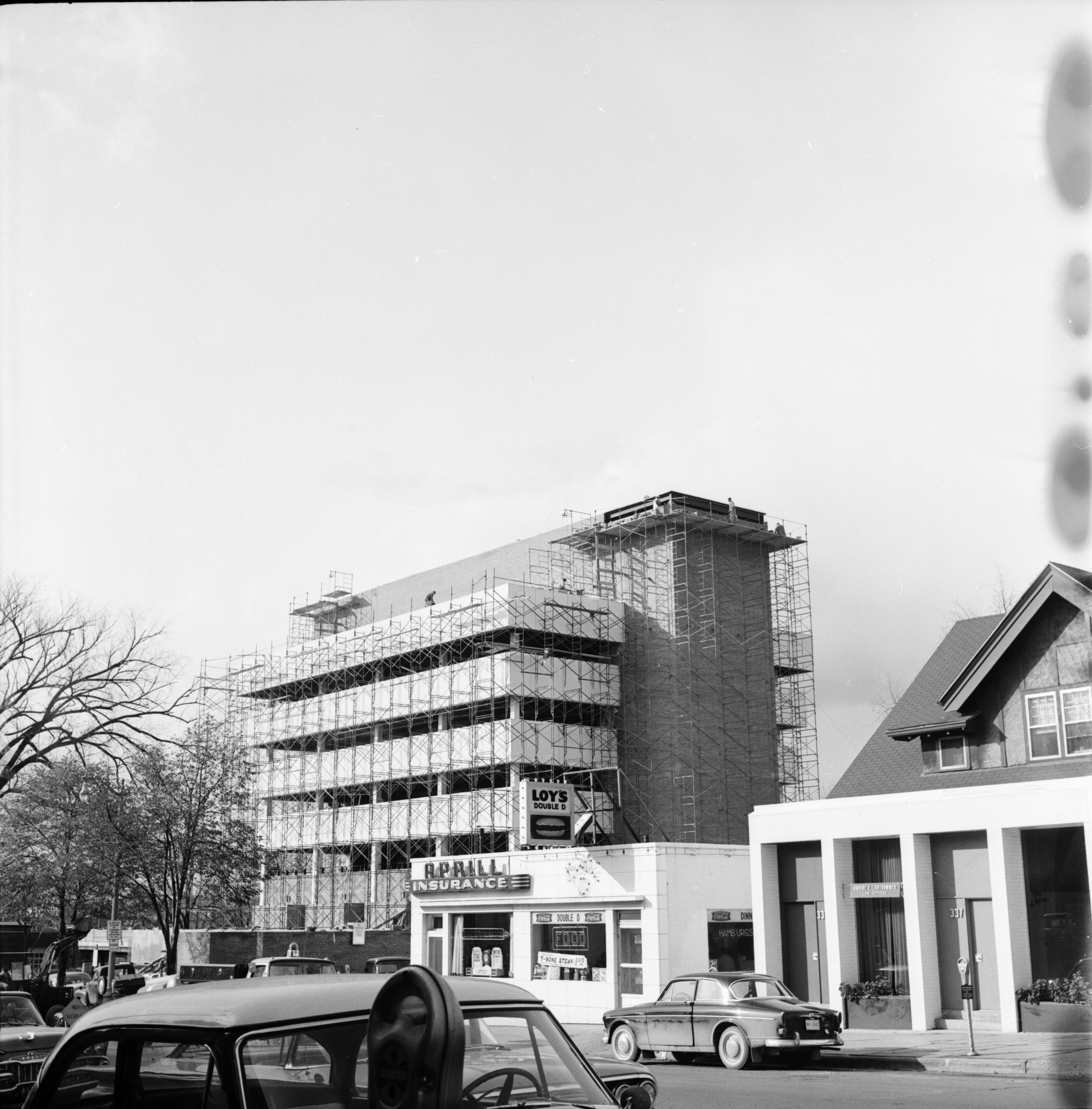 Guy C. Larcom Municipal Building, October 1962 image