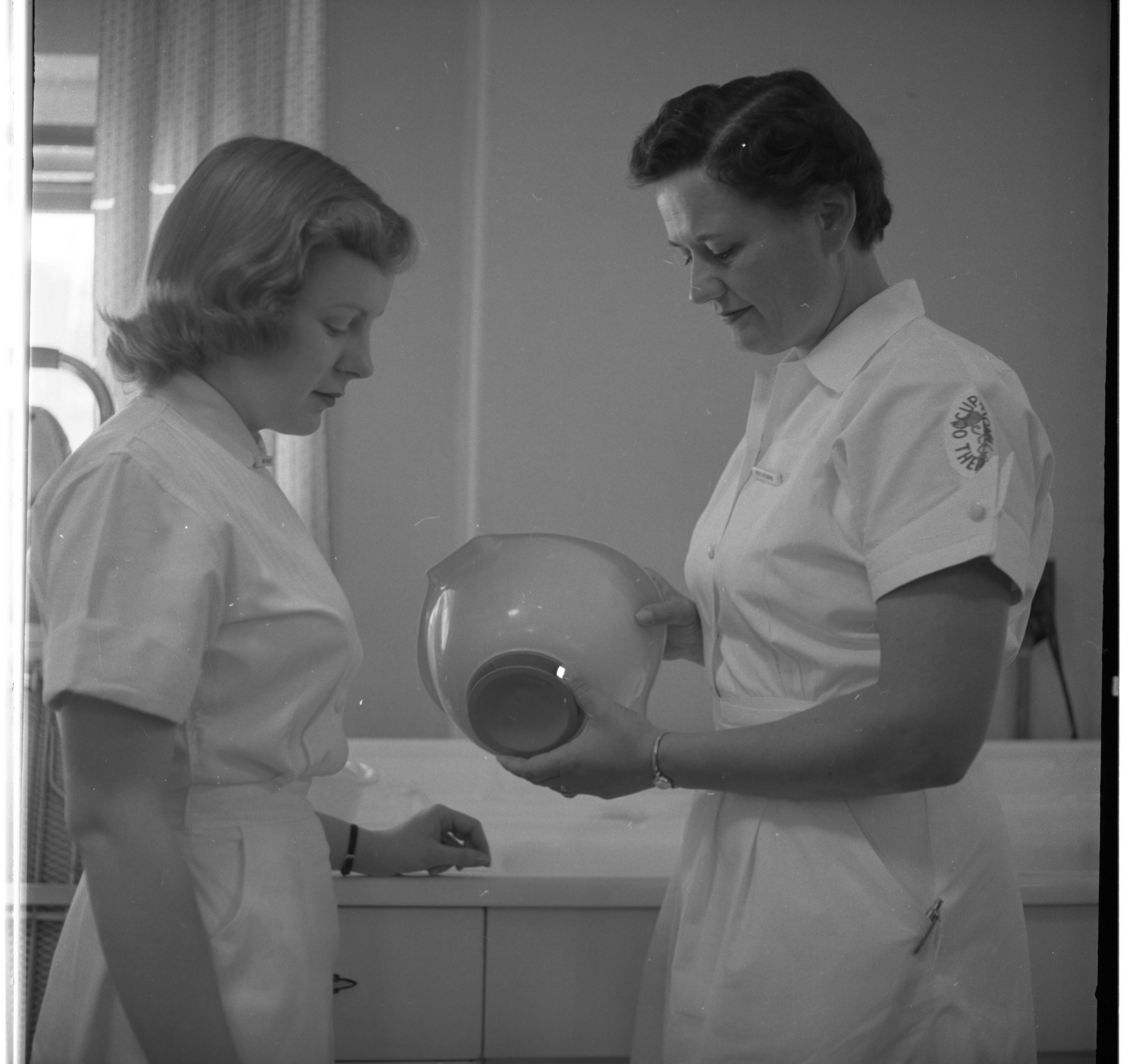Adaptive Cooking Equipment for Handicapped Homemakers at University Hospital, September 1958 image