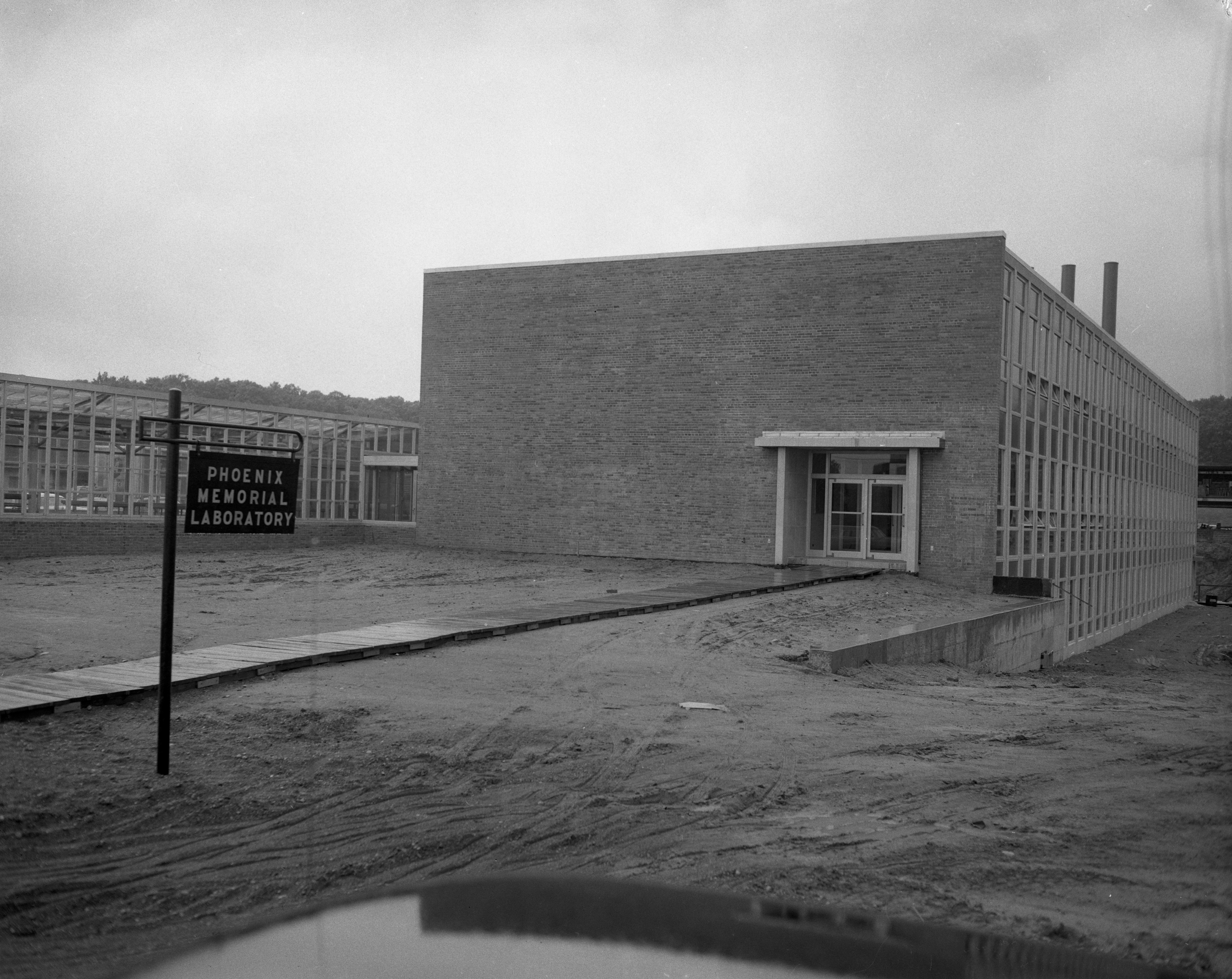 Phoenix Memorial Laboratory, June 1955 image