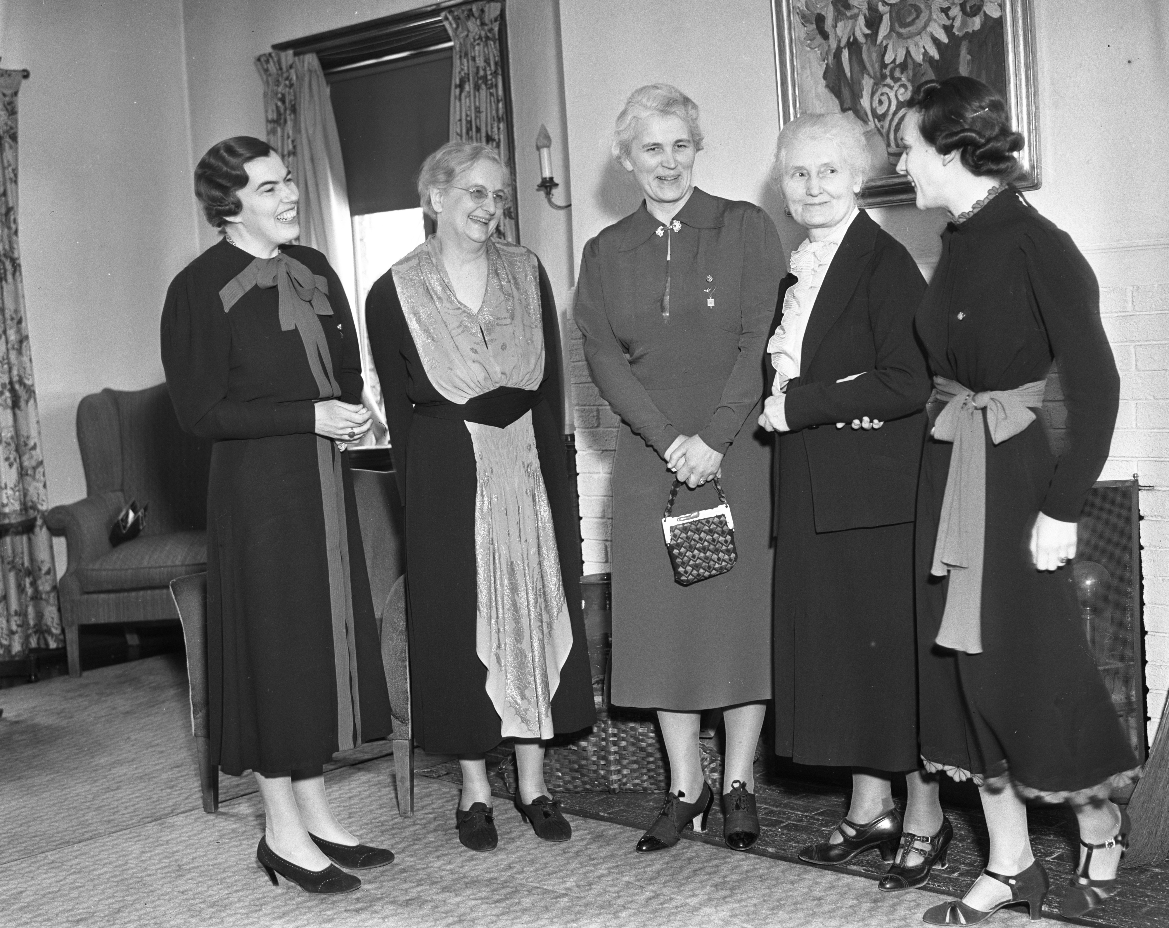 Gamma Phi Beta's Regional Conference, March 21, 1937 image