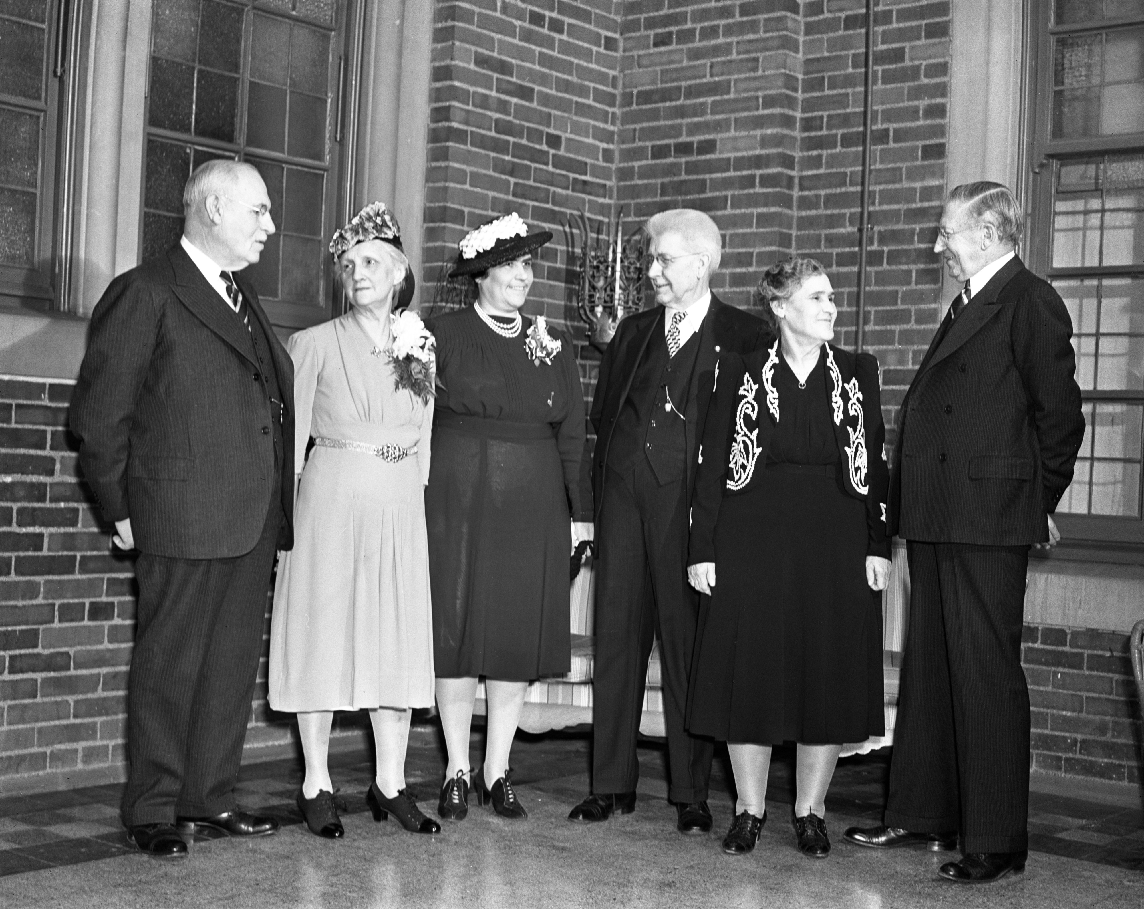 County Citizenship Awards, 1940 image