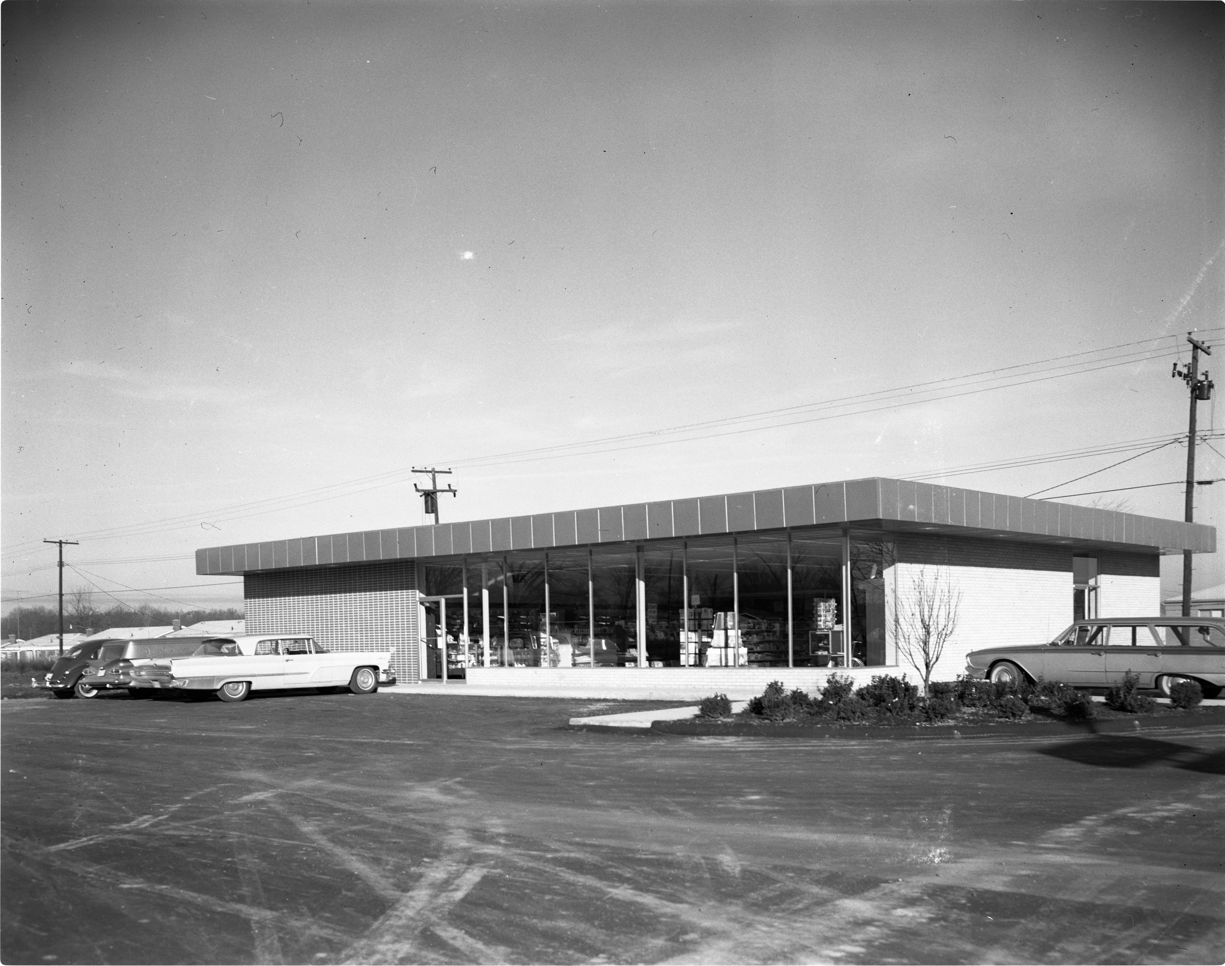 New Richardson's Pharmacy Store In Ypsilanti, November 26, 1962 image