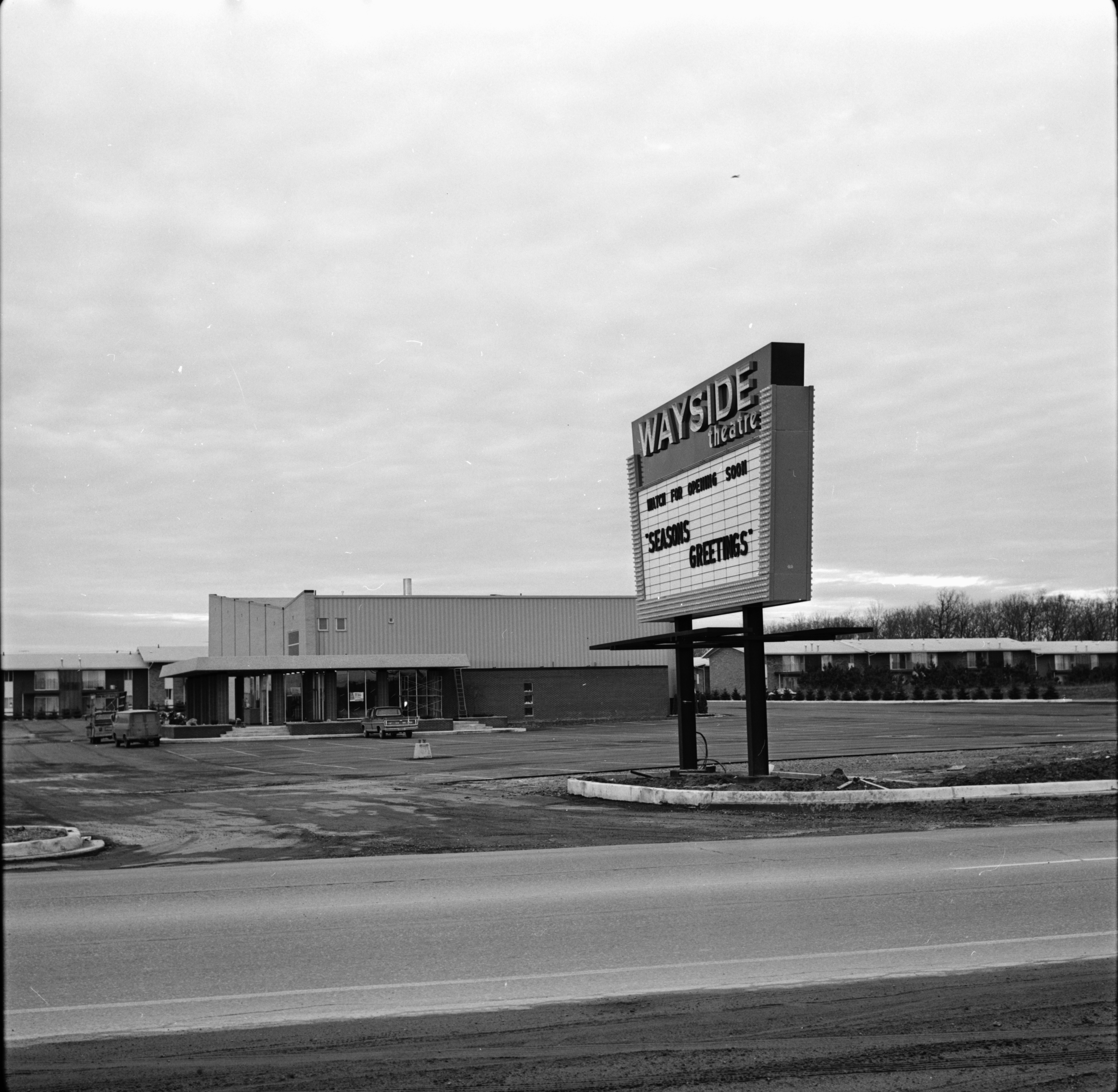 Wayside Theatre, December 1967 image