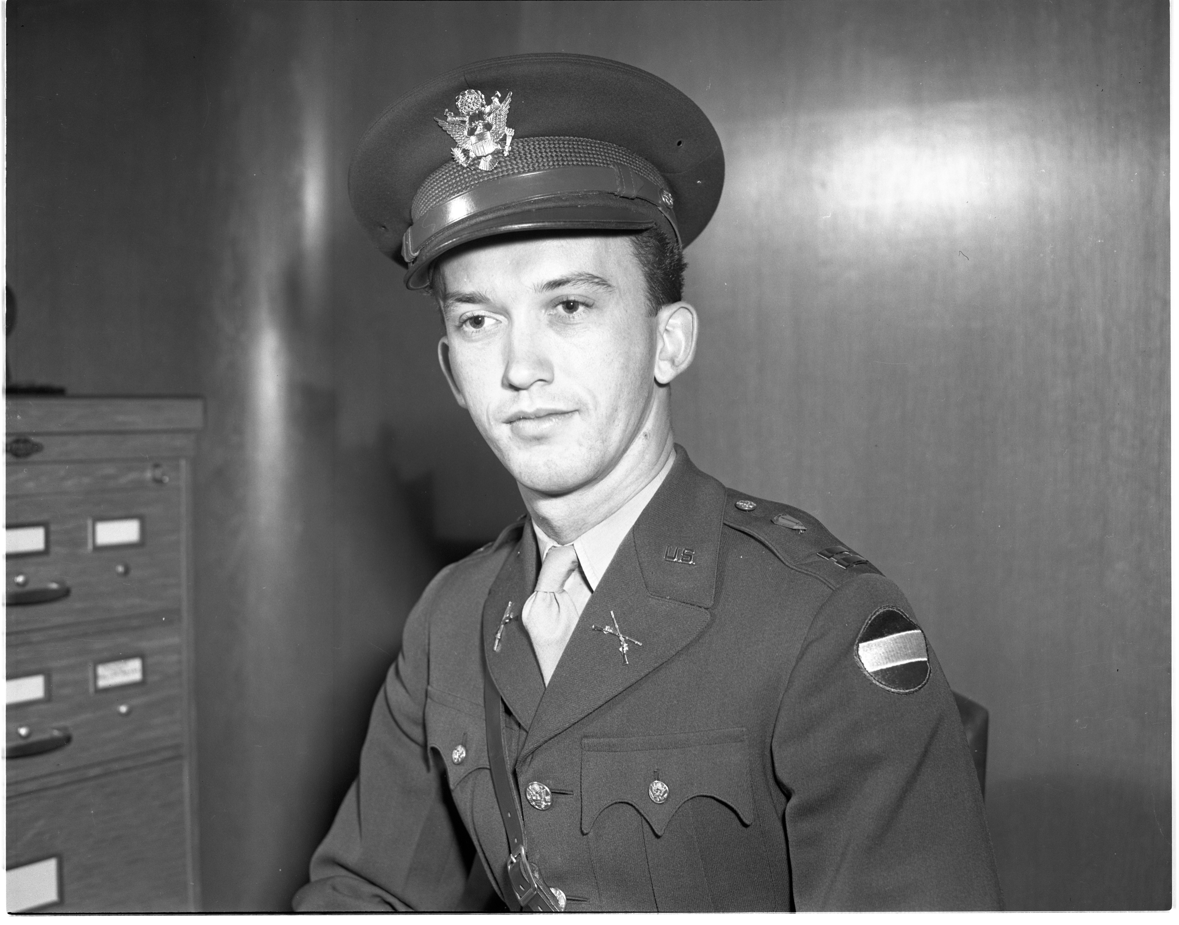 Capt. Edward L. Adams Jr., 1943 image