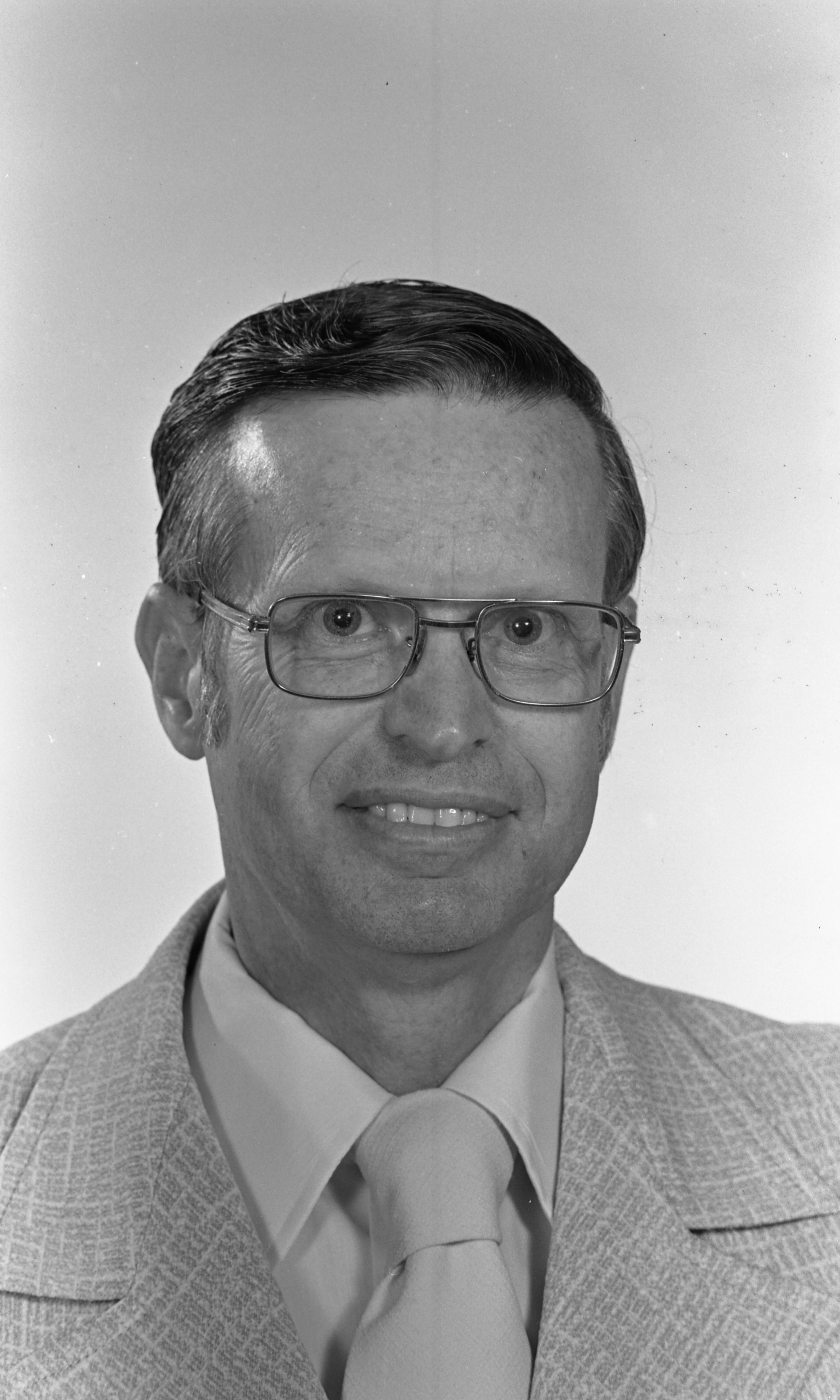 Godfrey Collins - Appointed Acting City Administrator, August 1979 image