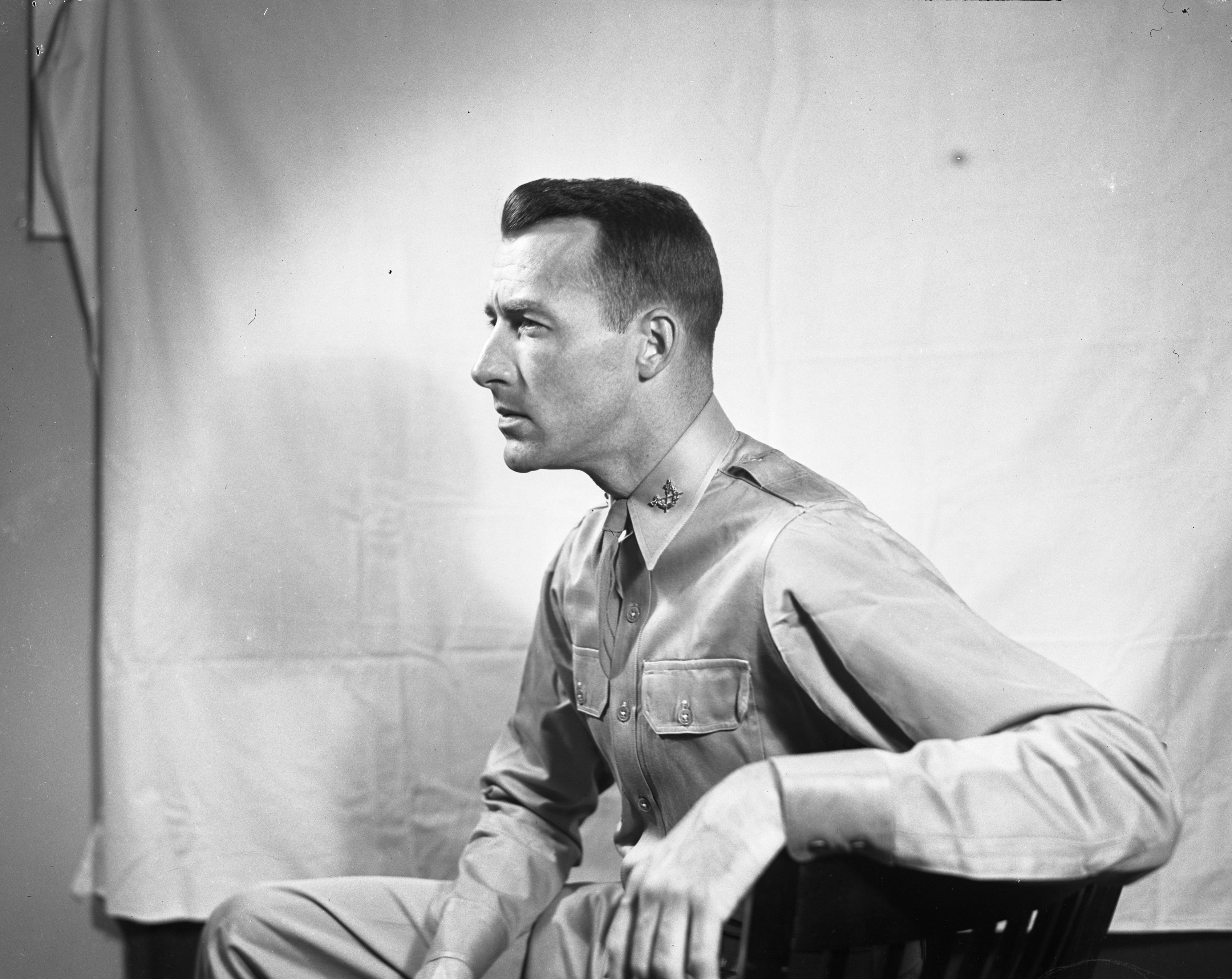 Lieutenant Colonel J O Connor Jag June 1945 Ann Arbor District