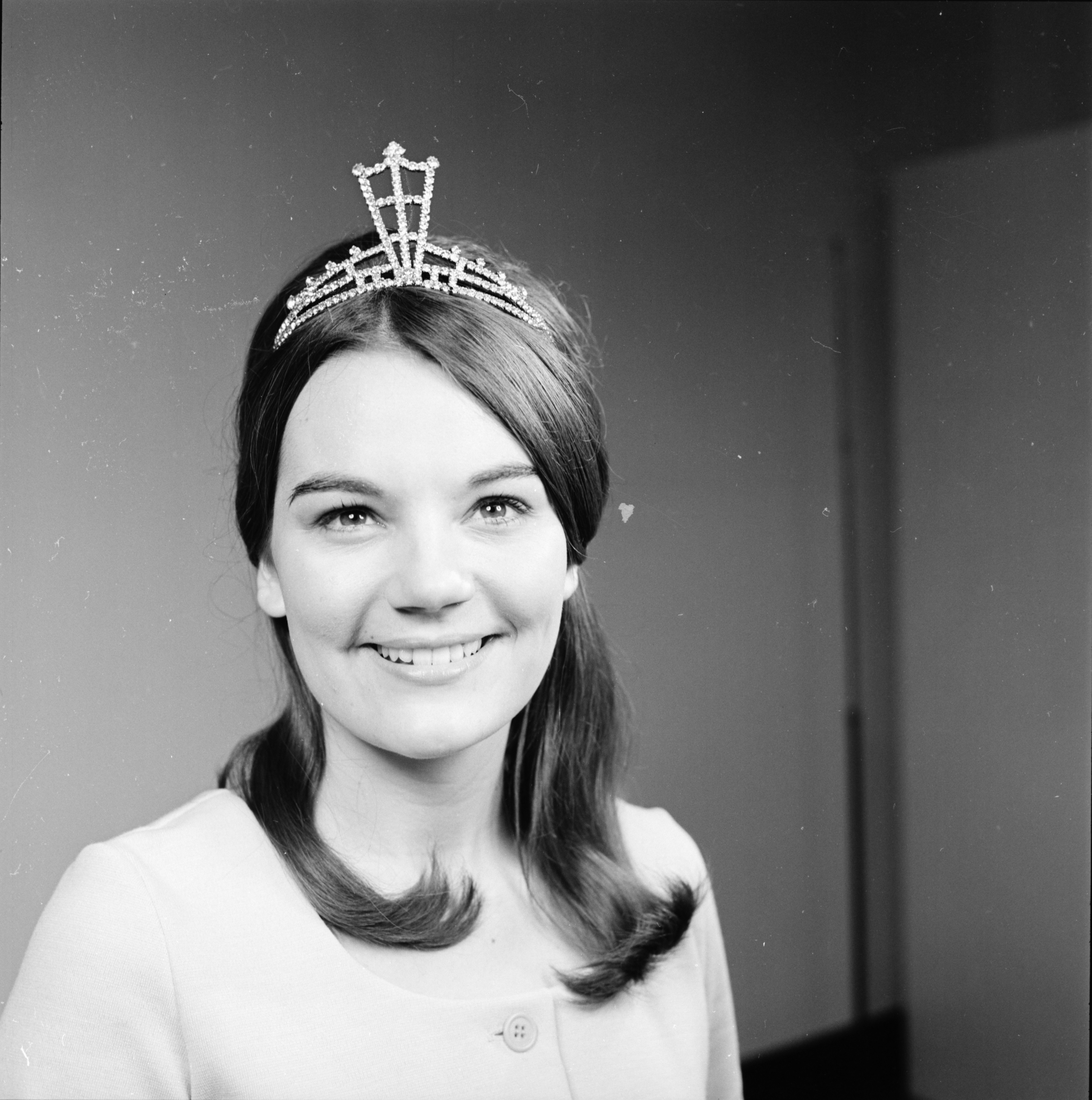Image from Nancy Seabold, U-M Homecoming Queen, November 1968