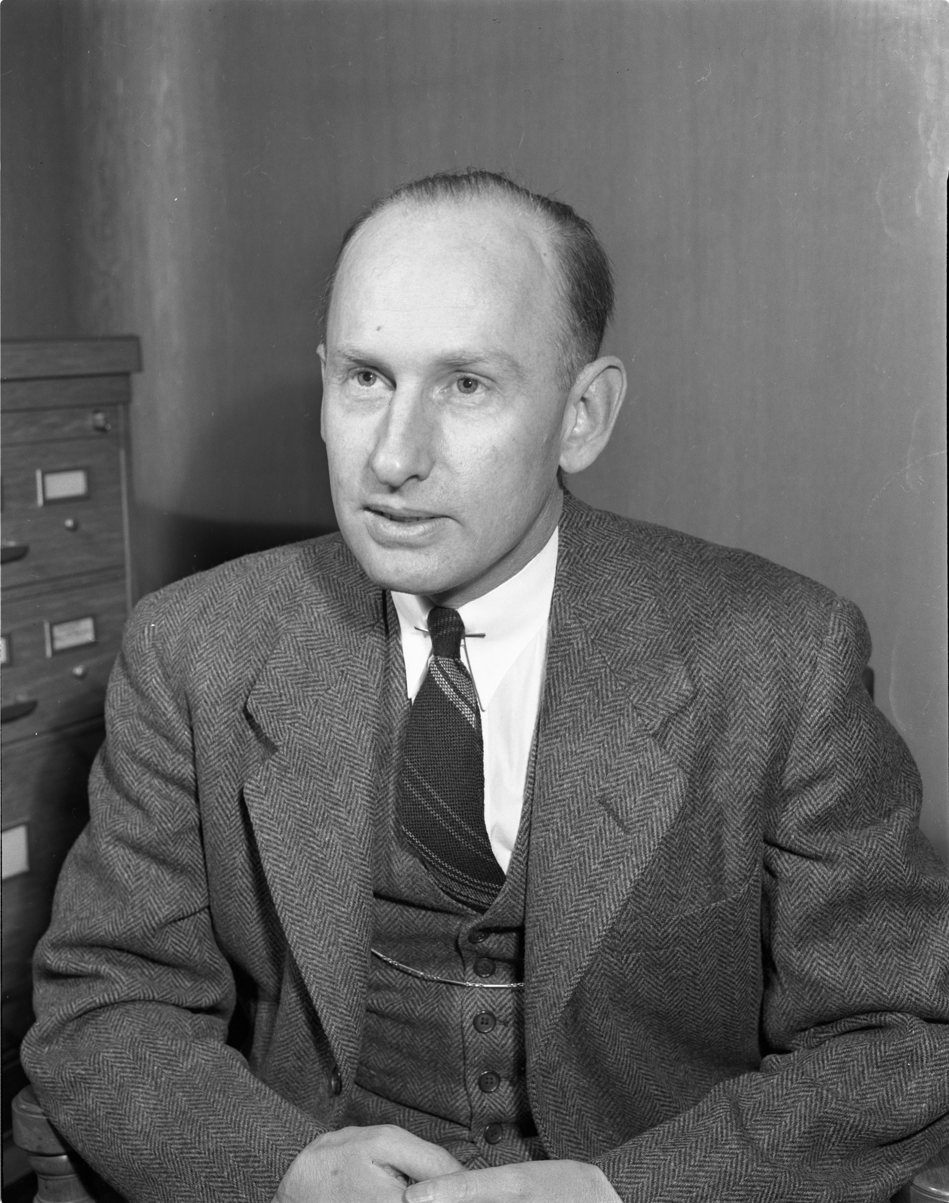 Talbot Smith Of The Burke & Burke Law Firm, March 2, 1944 image