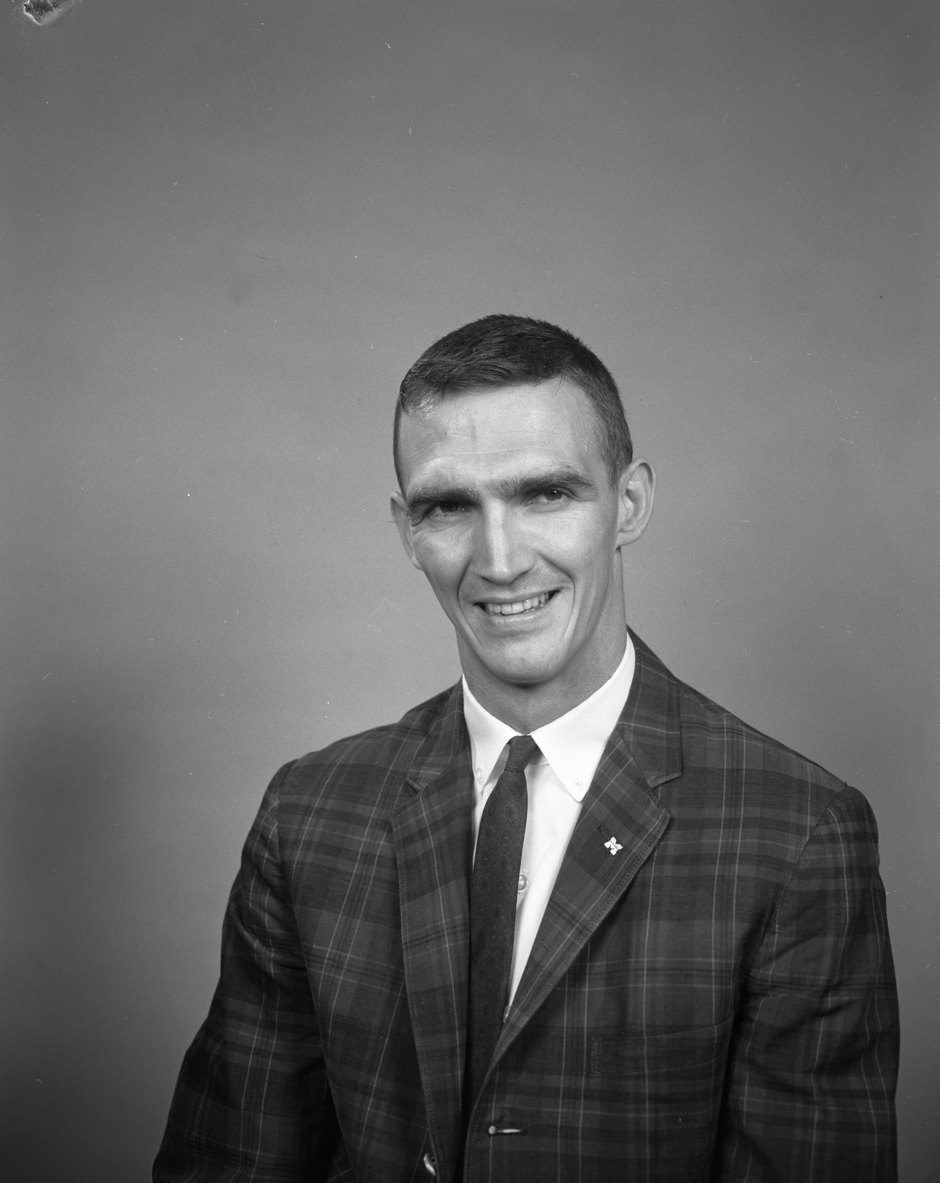 Jay Stielstra, August 1962 image