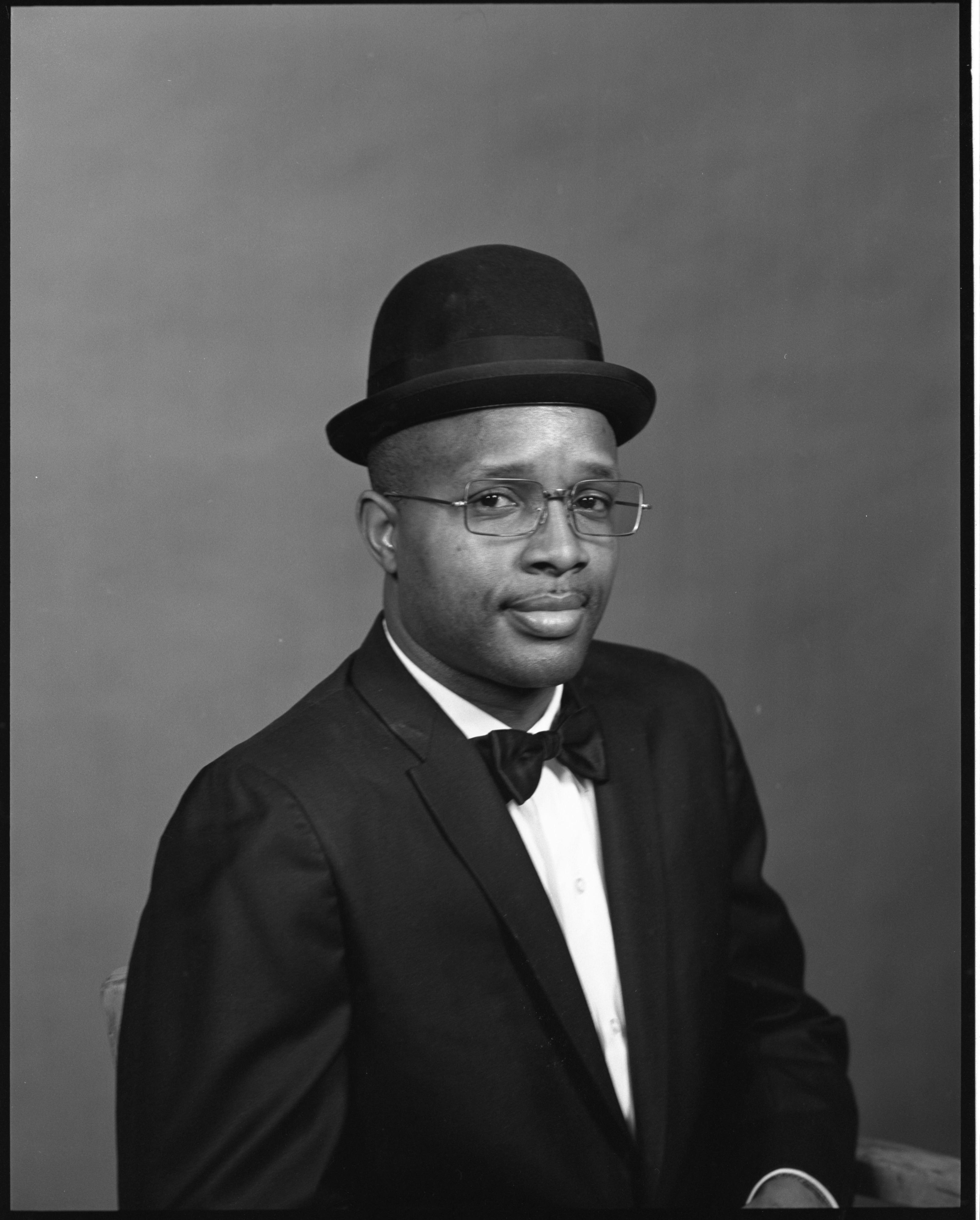 Horace C. Williams - Newly Installed Worshipful Master Of St. Mary's Lodge No. 4, January 1972 image