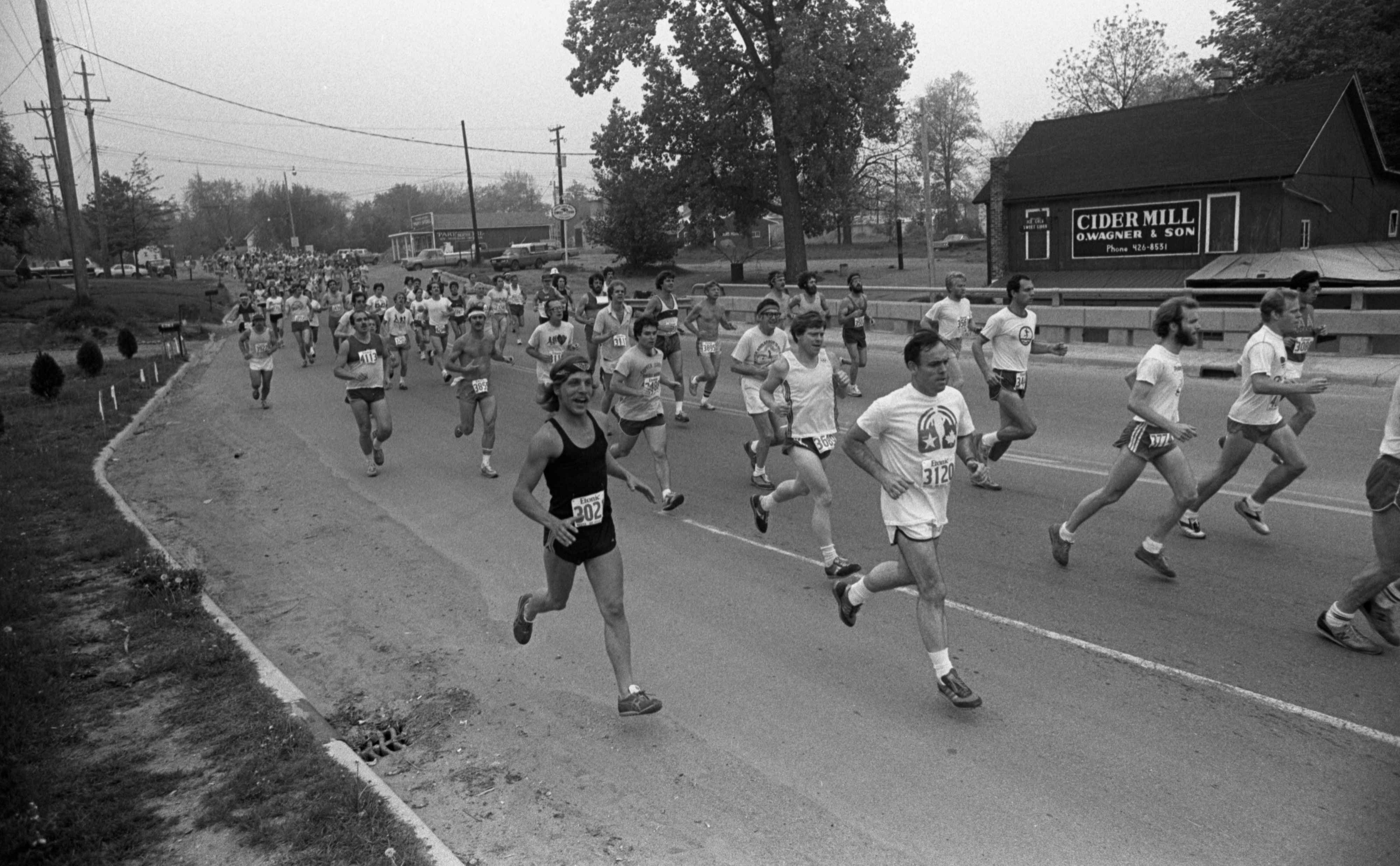 Dexter-Ann Arbor Run, May 24, 1980 image