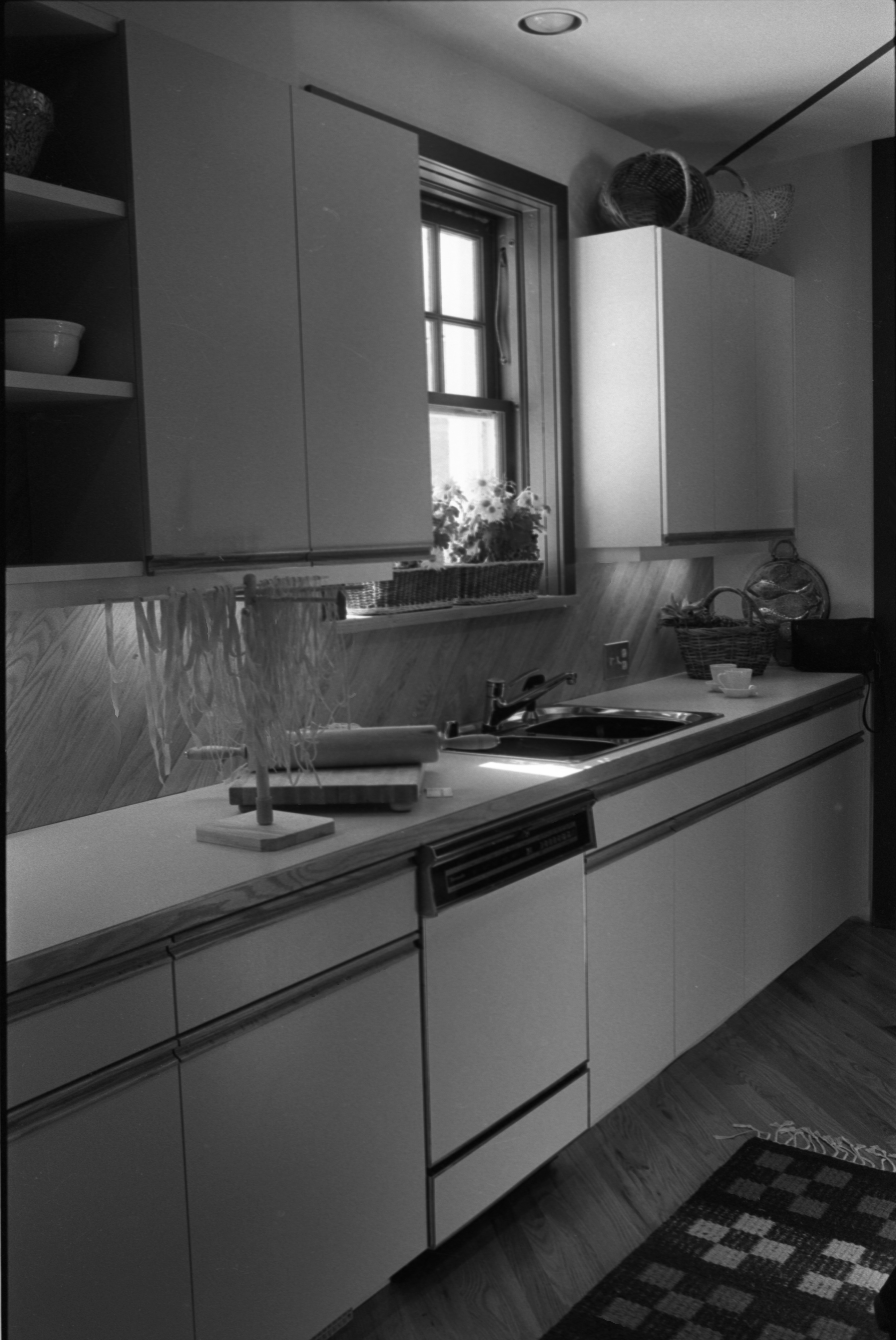 The Newly Remodeled Kitchen At The Hermitage House, 1808 Hermitage Rd, March 10, 1982 image