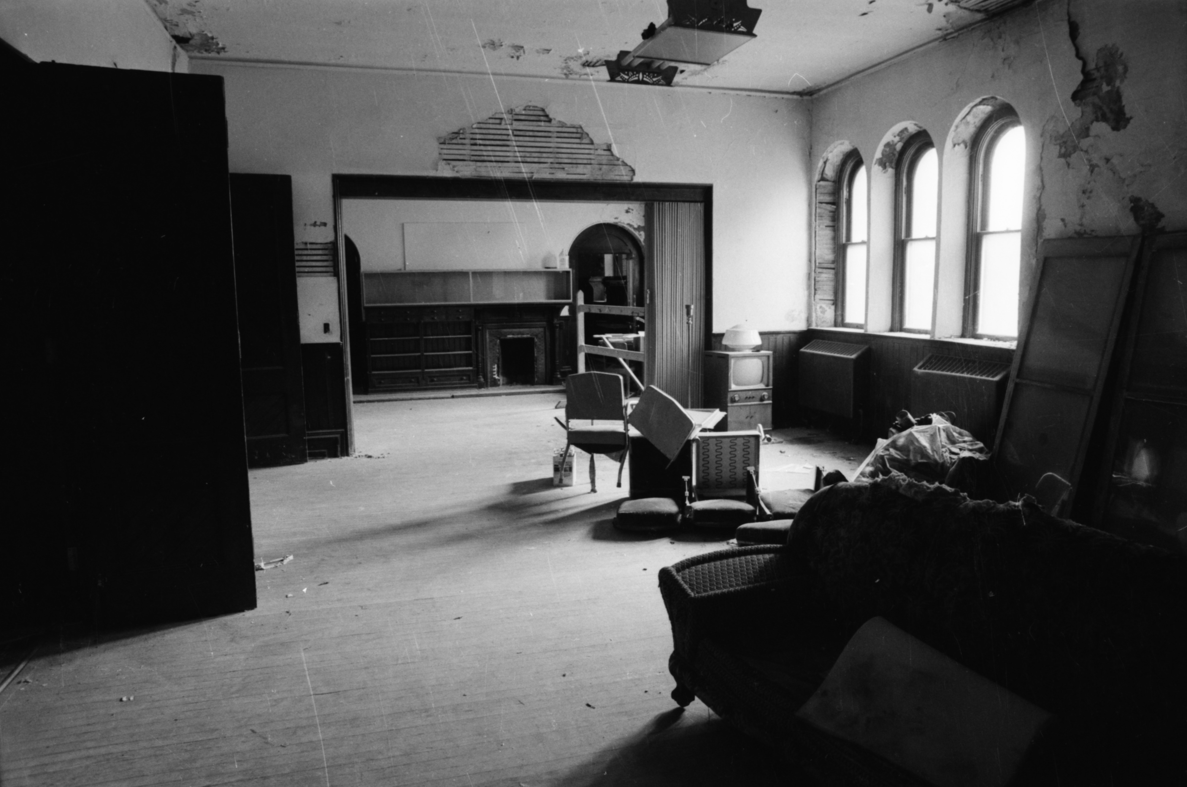 Interior Rooms of Old Unitarian Church at 110 N State St image