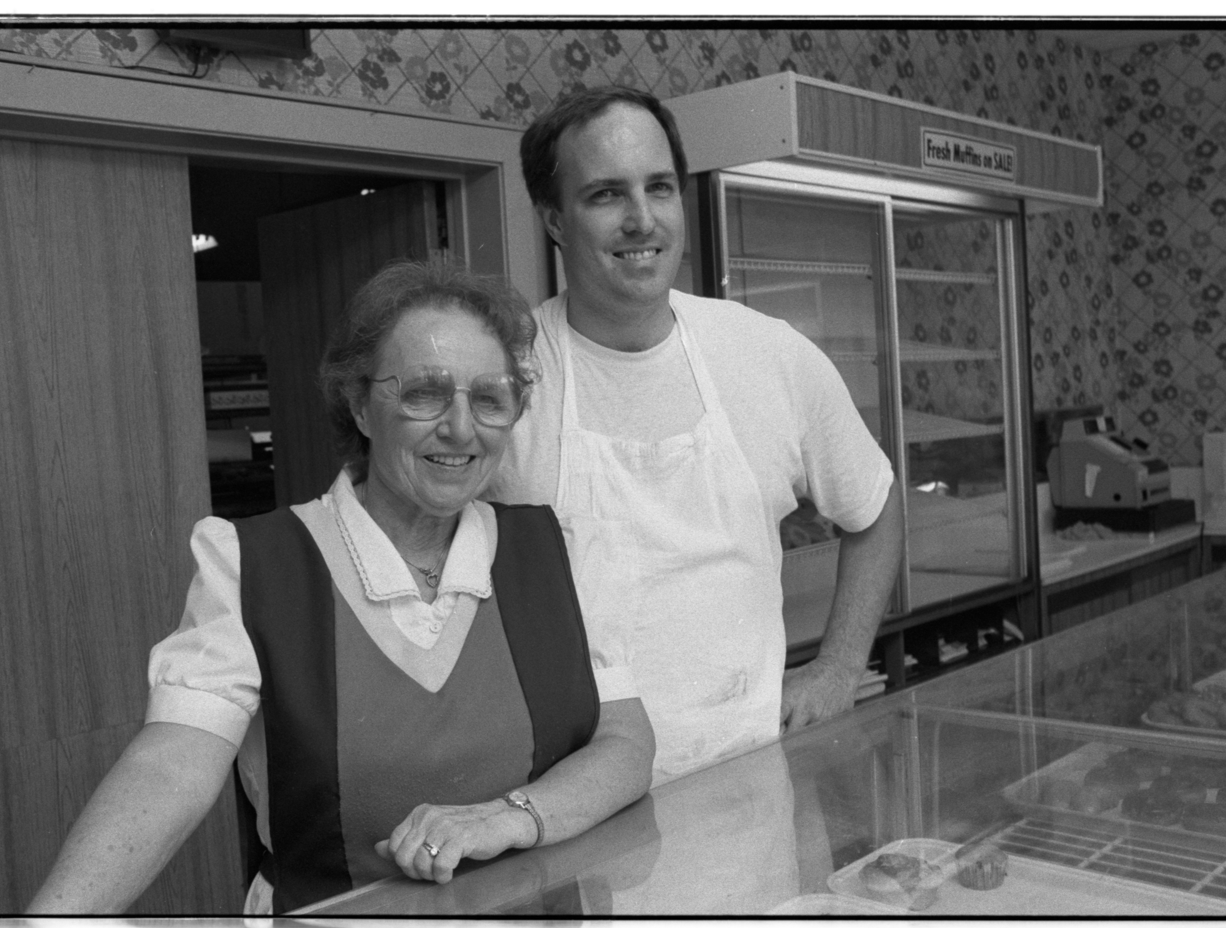 Quality Bakery, Founded In 1920, To Close, May 1987 image