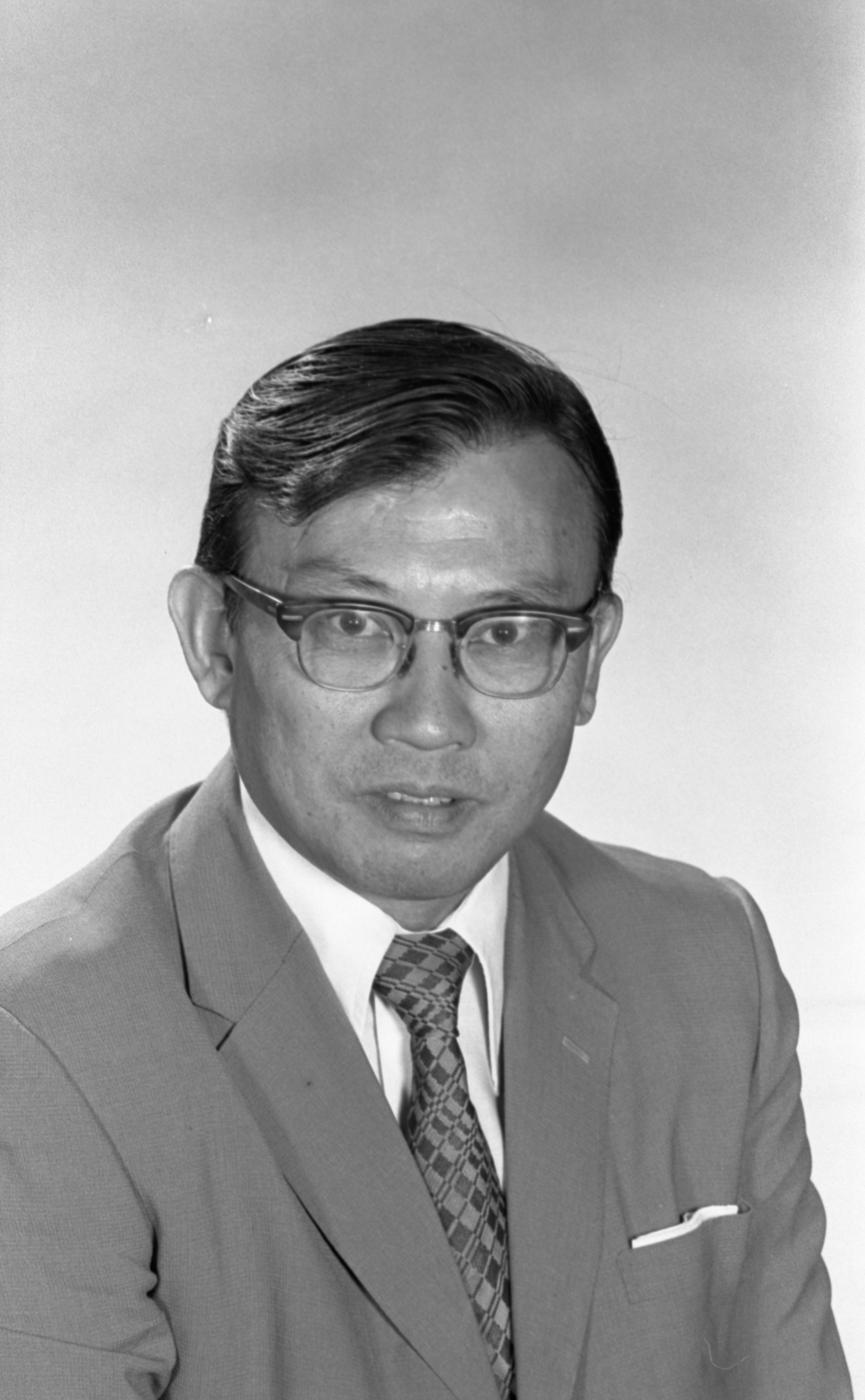 Stephen C. Y. Liu - Ann Arbor Board Of Education Candidate, June 1976 image