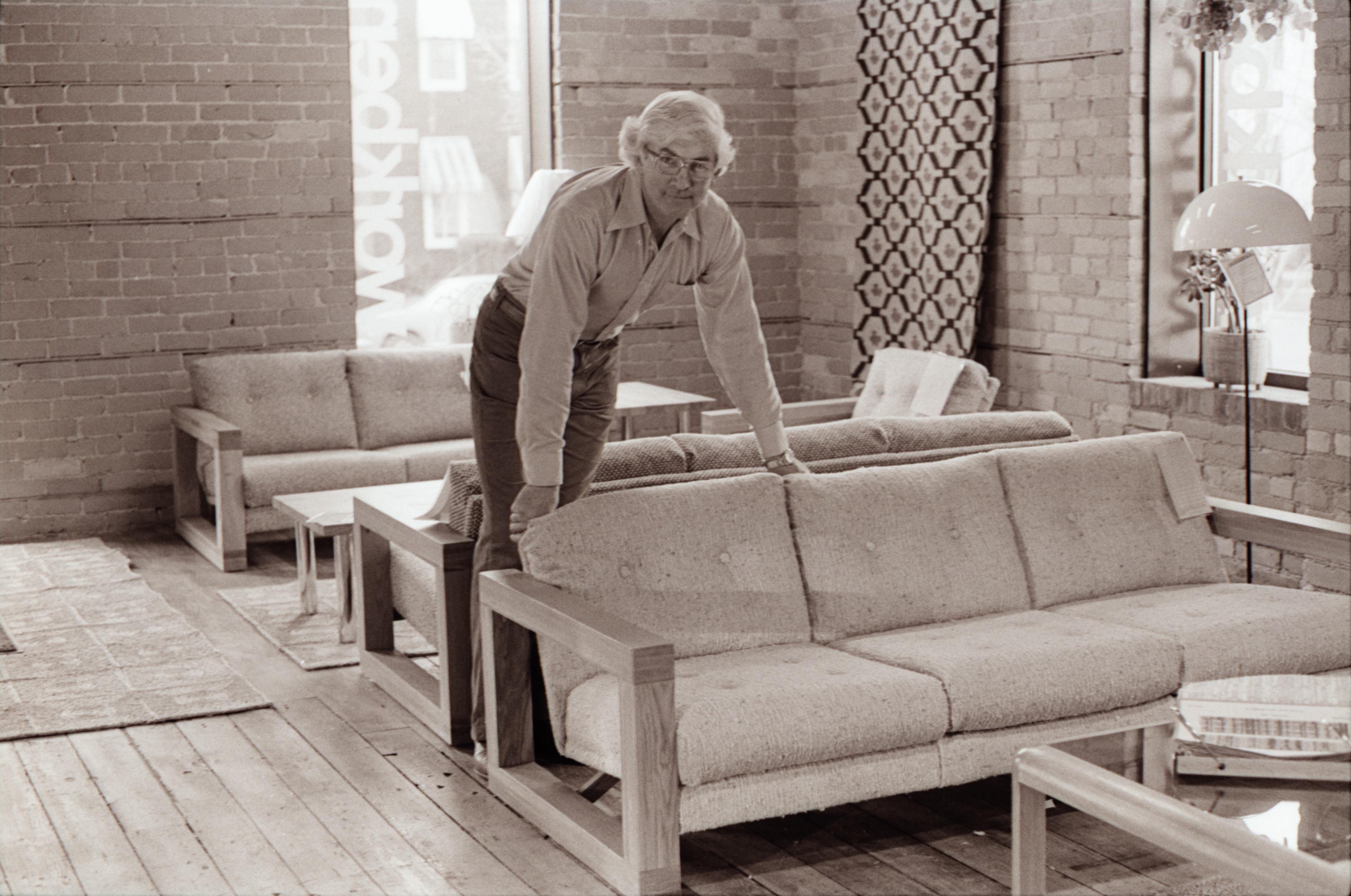 A Bargain Furniture Store April 1978 Ann Arbor District Library
