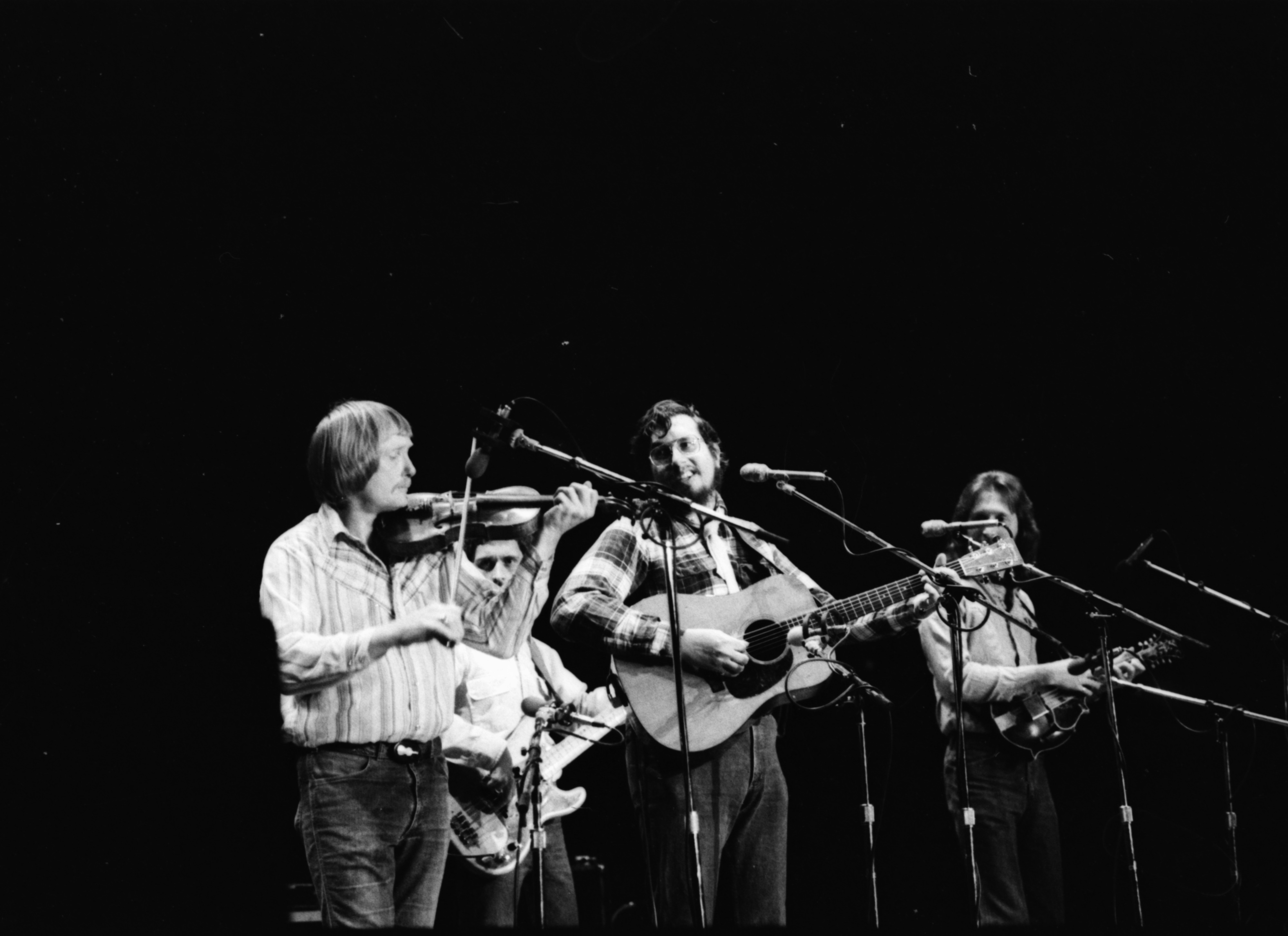 David Bromberg, Ann Arbor Folk Festival, January 1984 image
