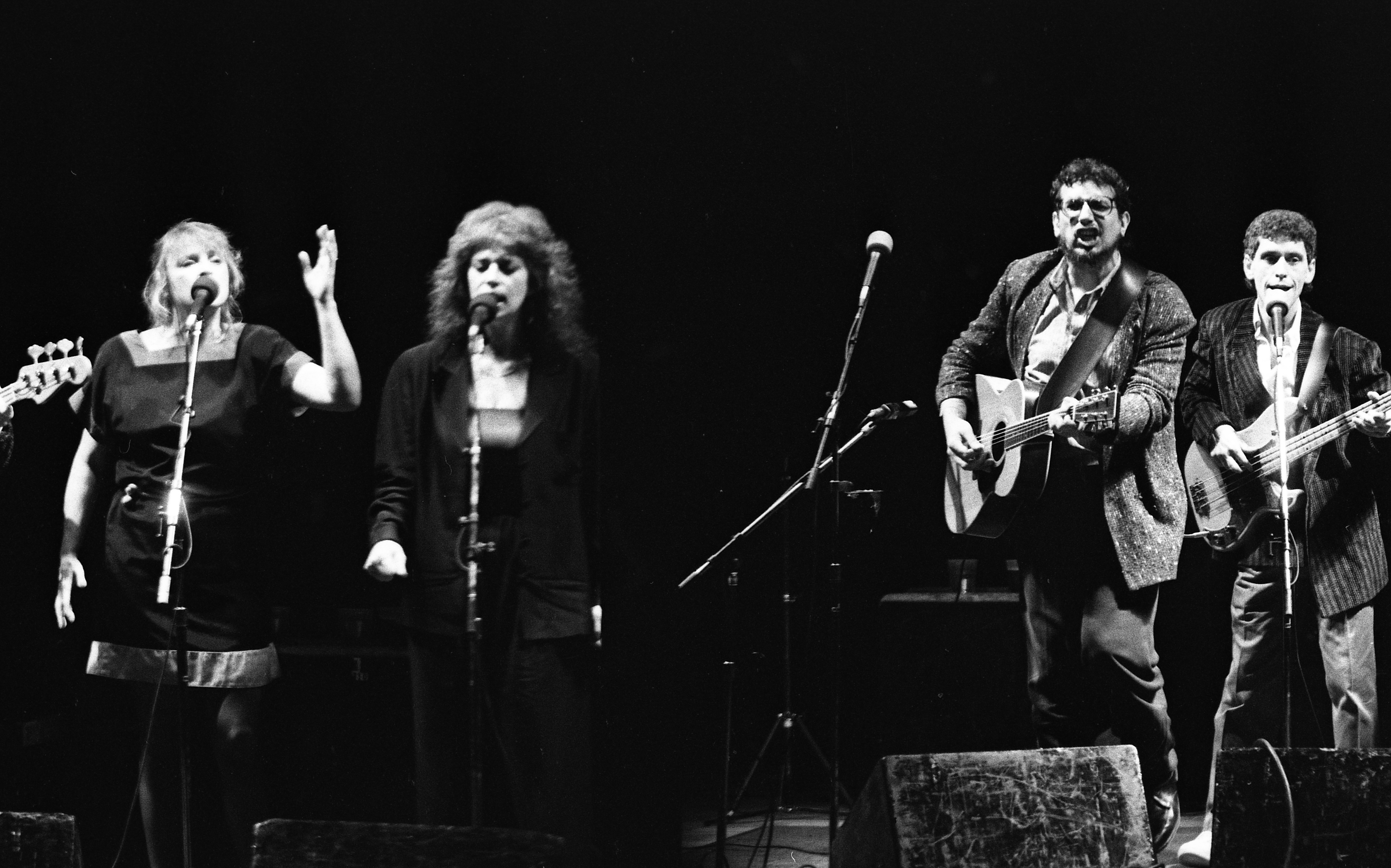 Ann Arbor Folk Festival, January 1989 image