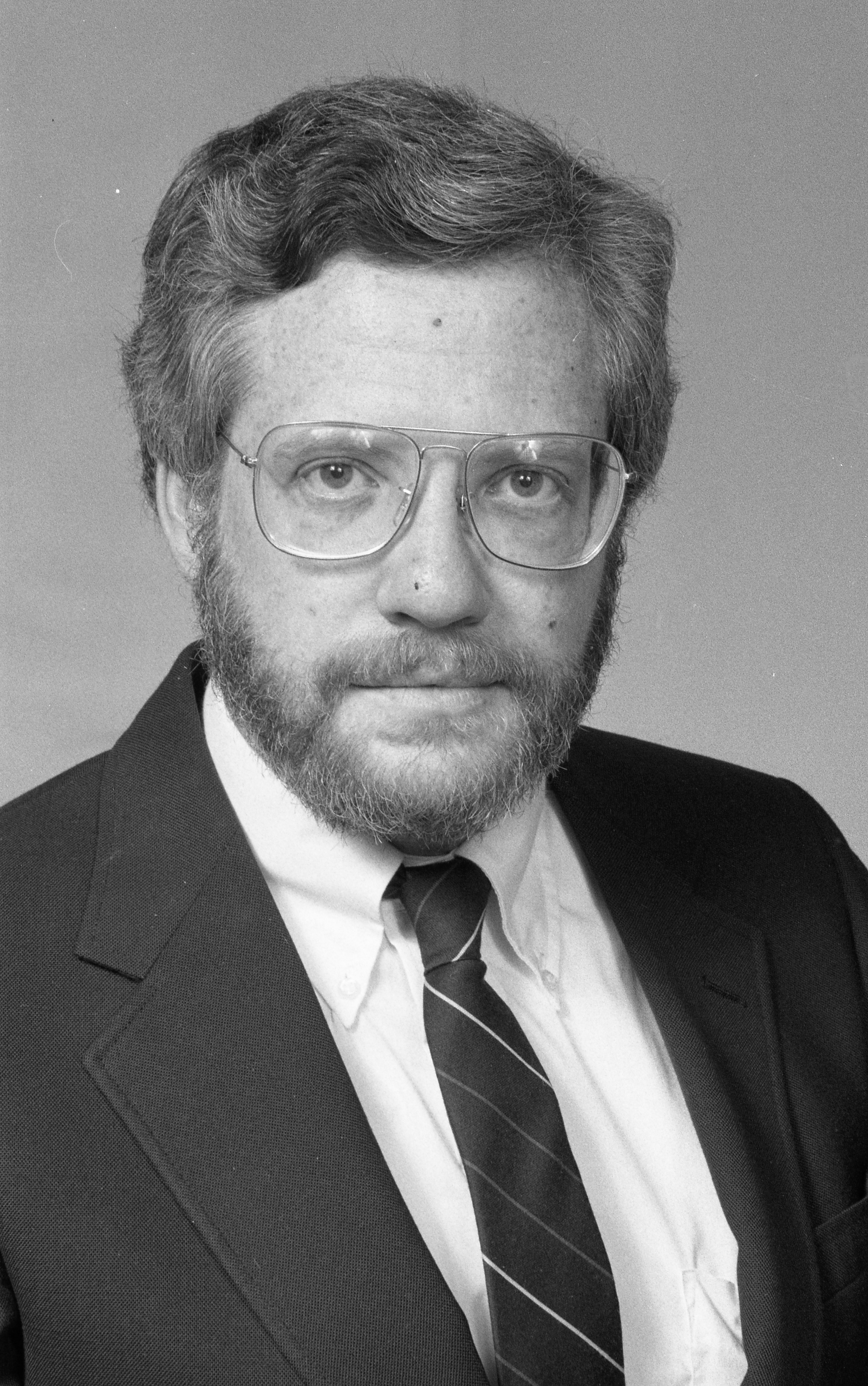 Tom Wieder - Attorney & Member Of The Ann Arbor Zoning Board Of Appeals, July 1985 image