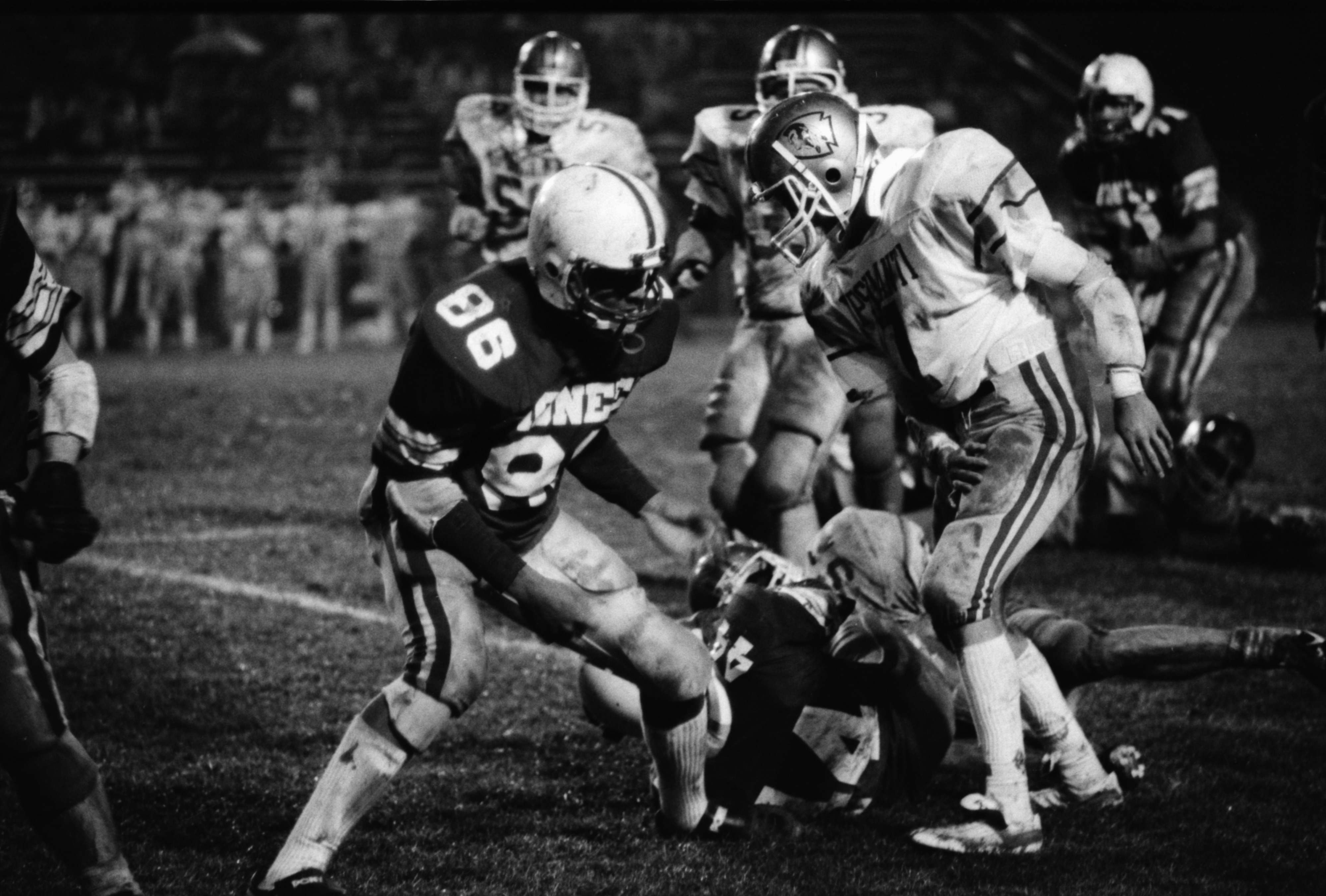 Pioneer Action vs. Ypsilanti, October 1985 image