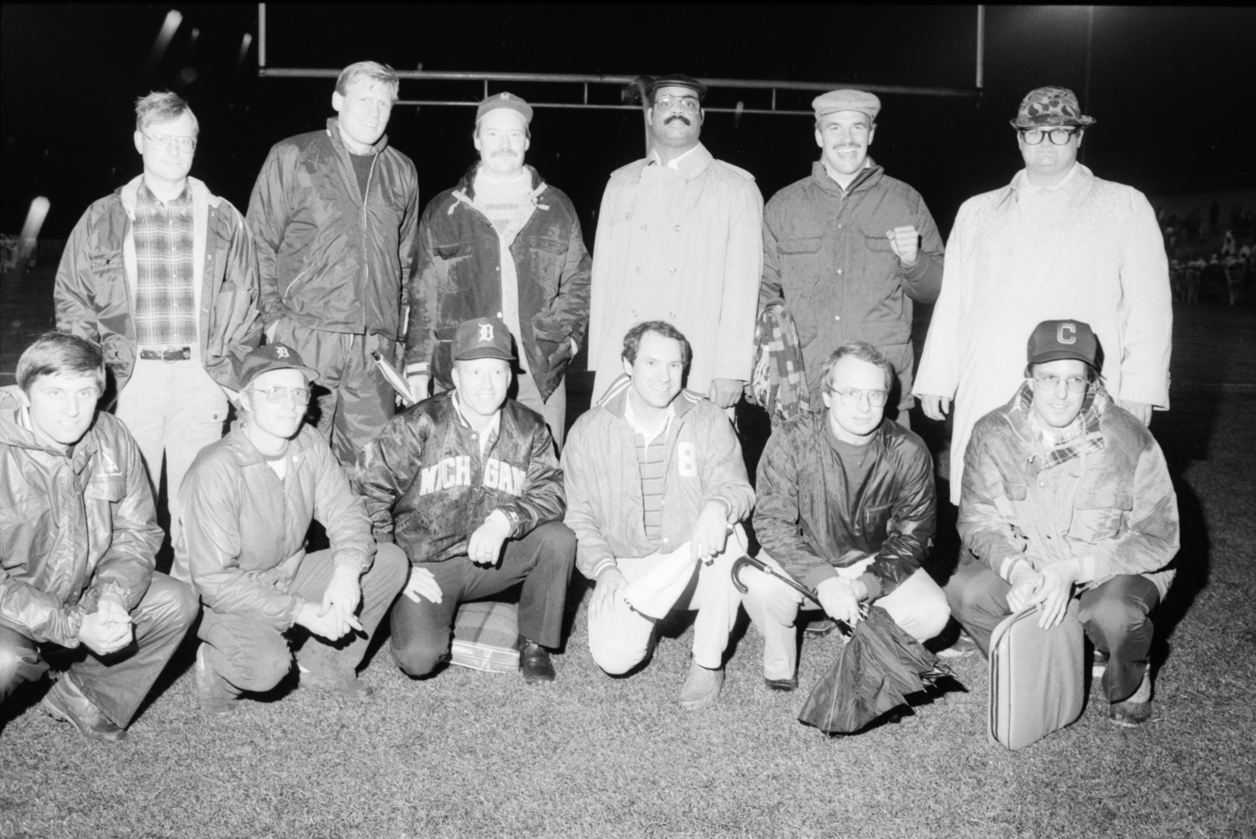 Pioneer High School Football Team Alumni, October 1985 image