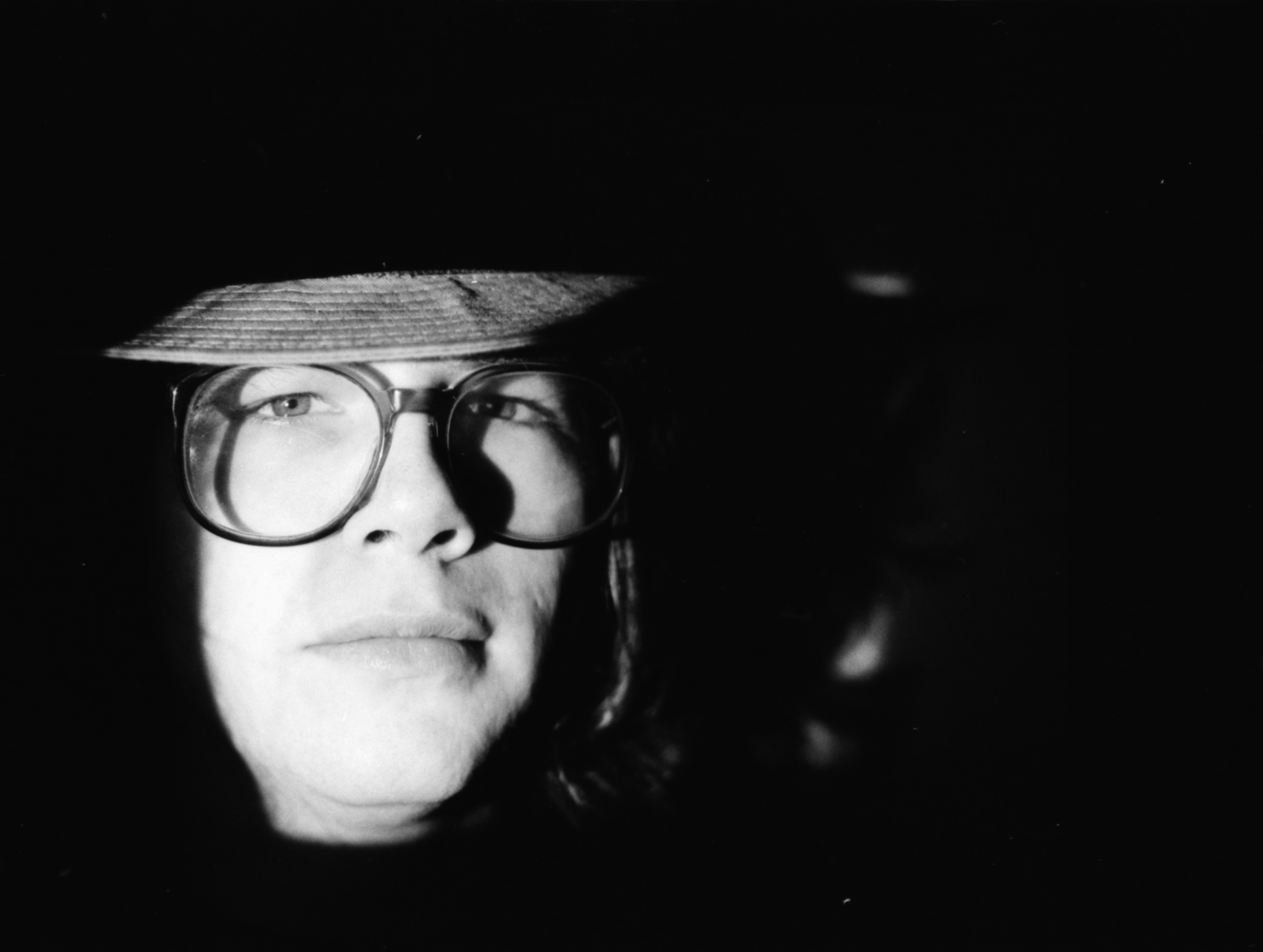 Filmmaker Frank Davis, January 1987 image