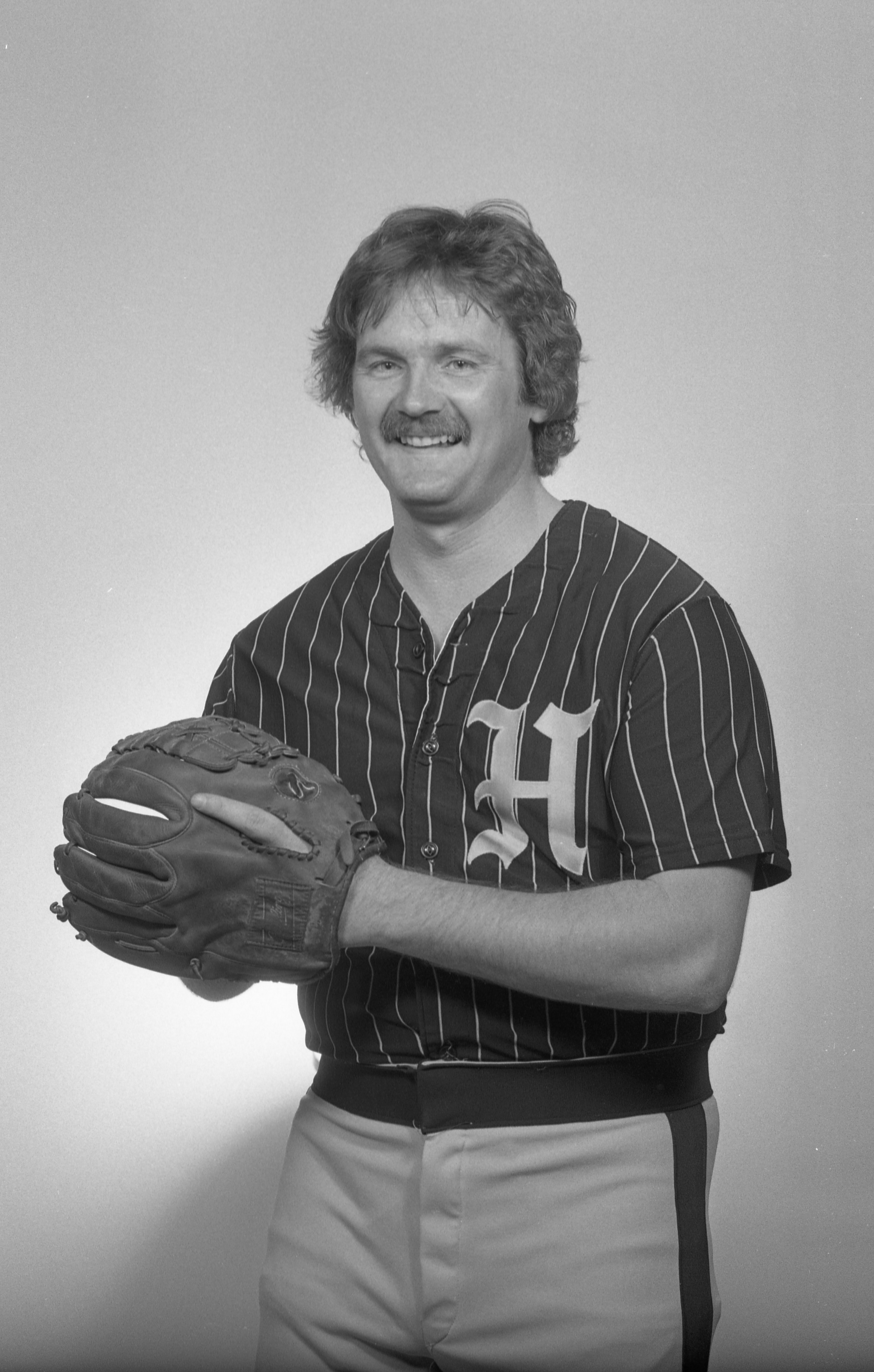 Rick Barbour - Heidelberg Softball Team, June 1984 image