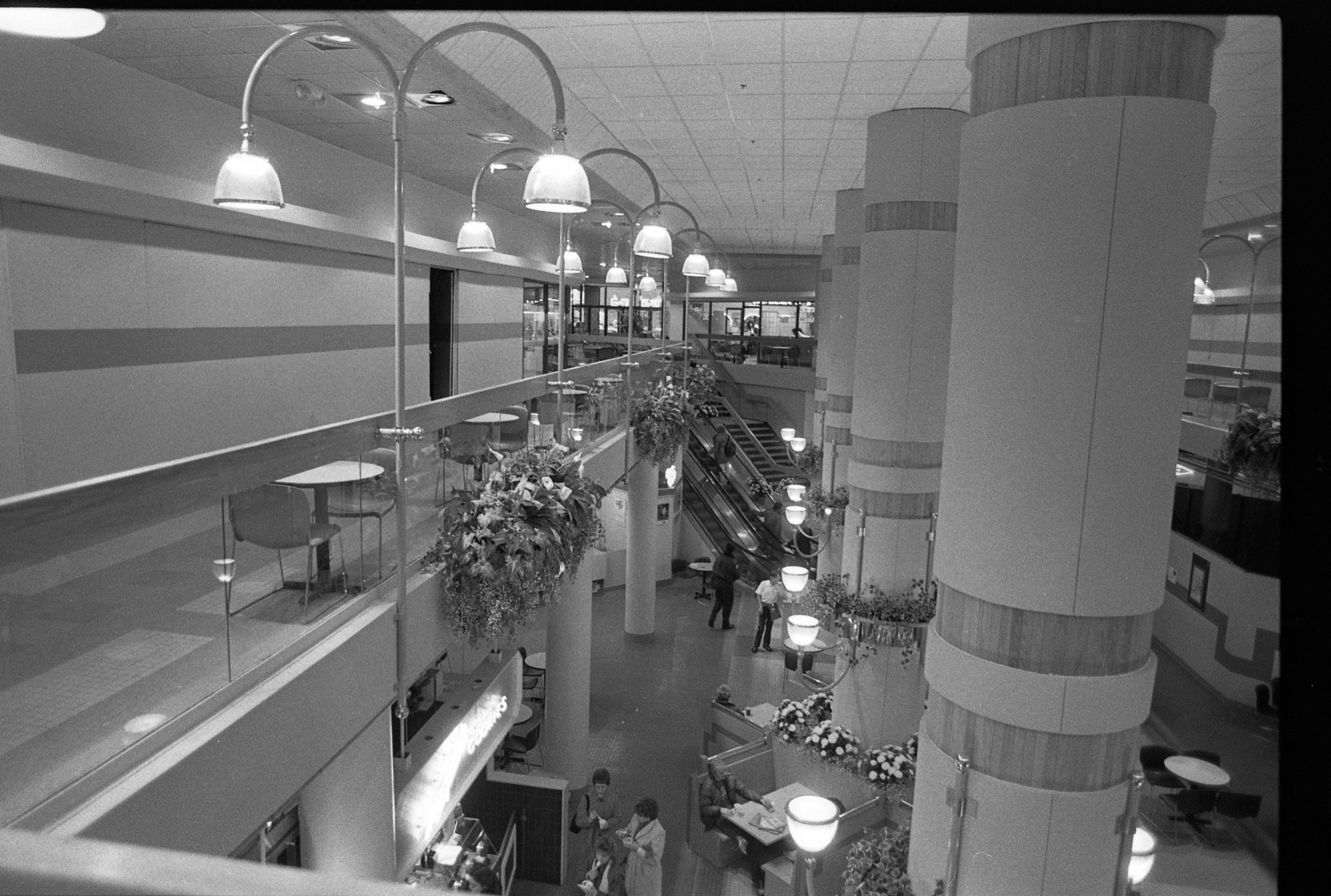 Liberty Square Mall, December 1987 image